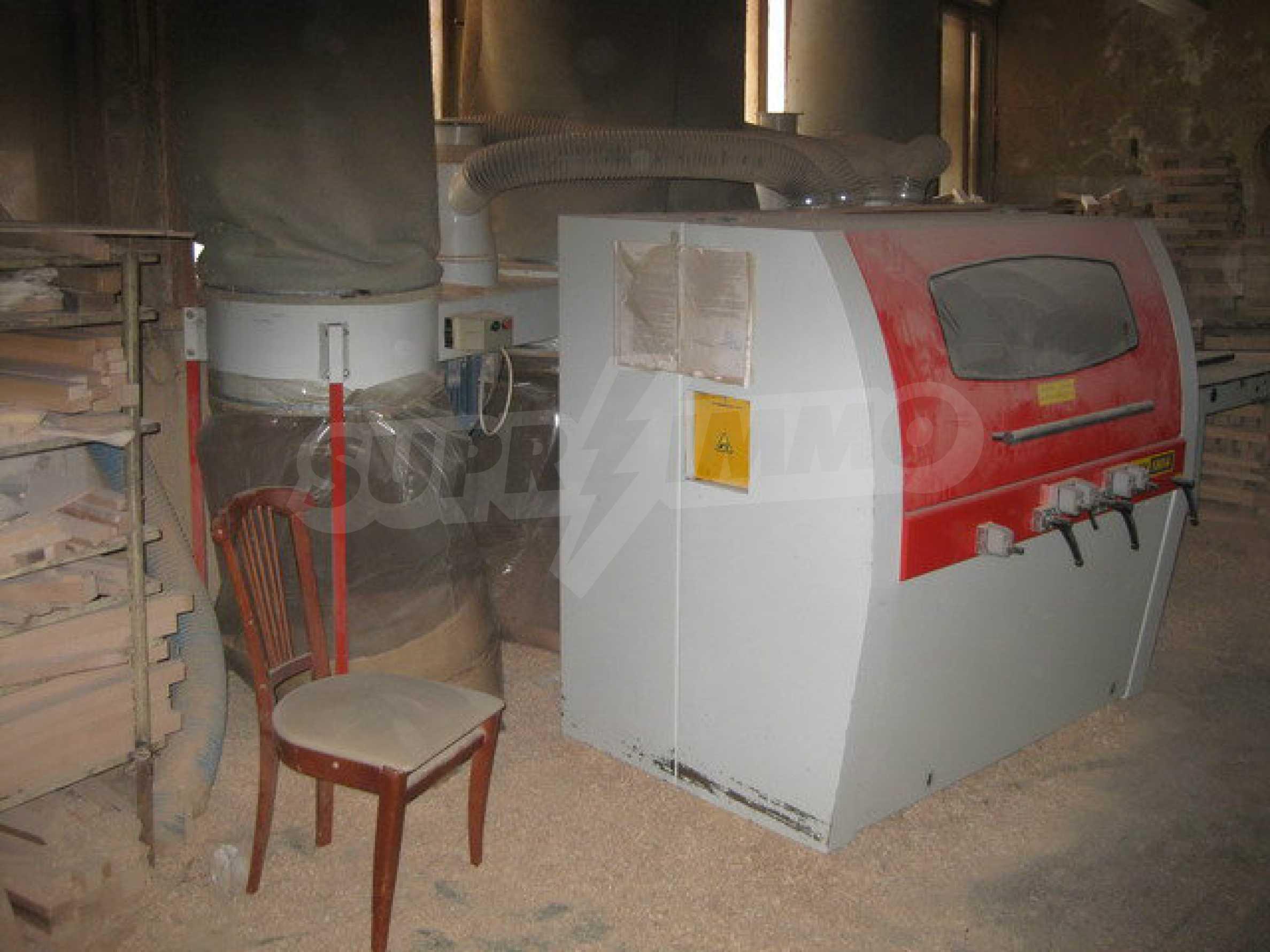 Фабрика по производству мебели в Габрово 7