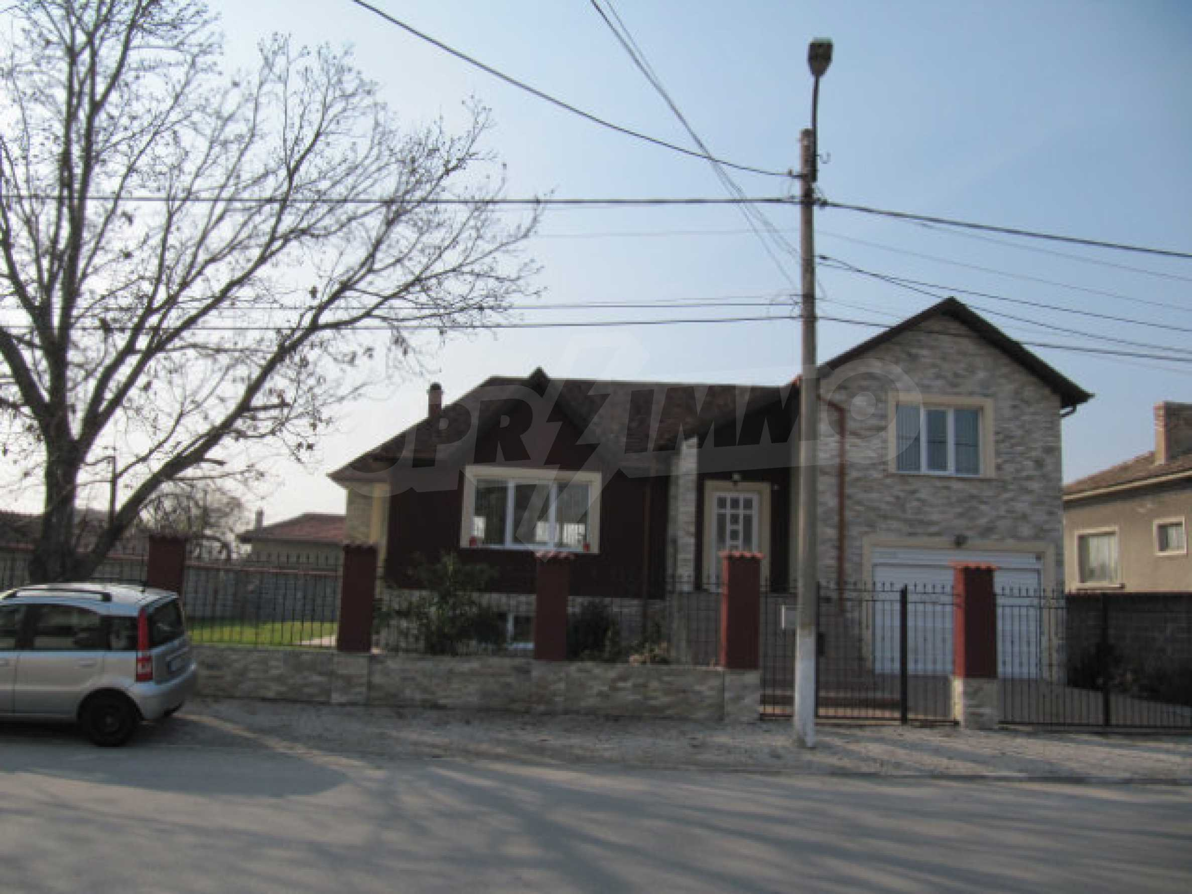 Luxus neues Haus 5 km von Plovdiv entfernt