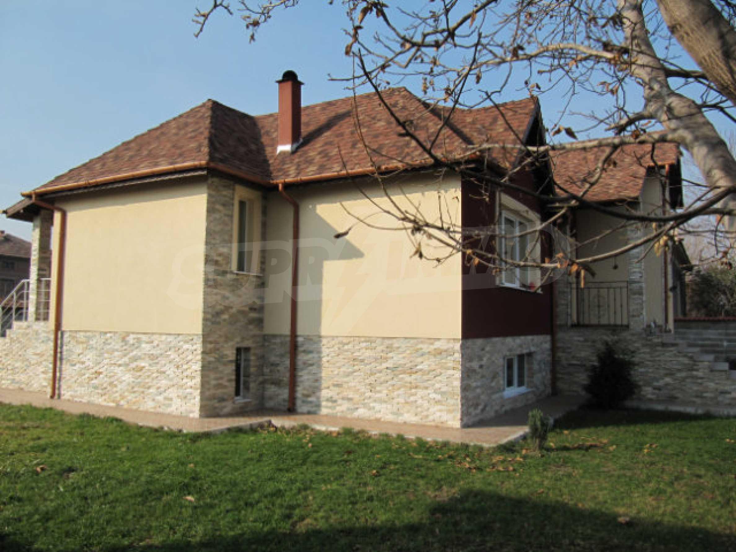 Luxus neues Haus 5 km von Plovdiv entfernt 36