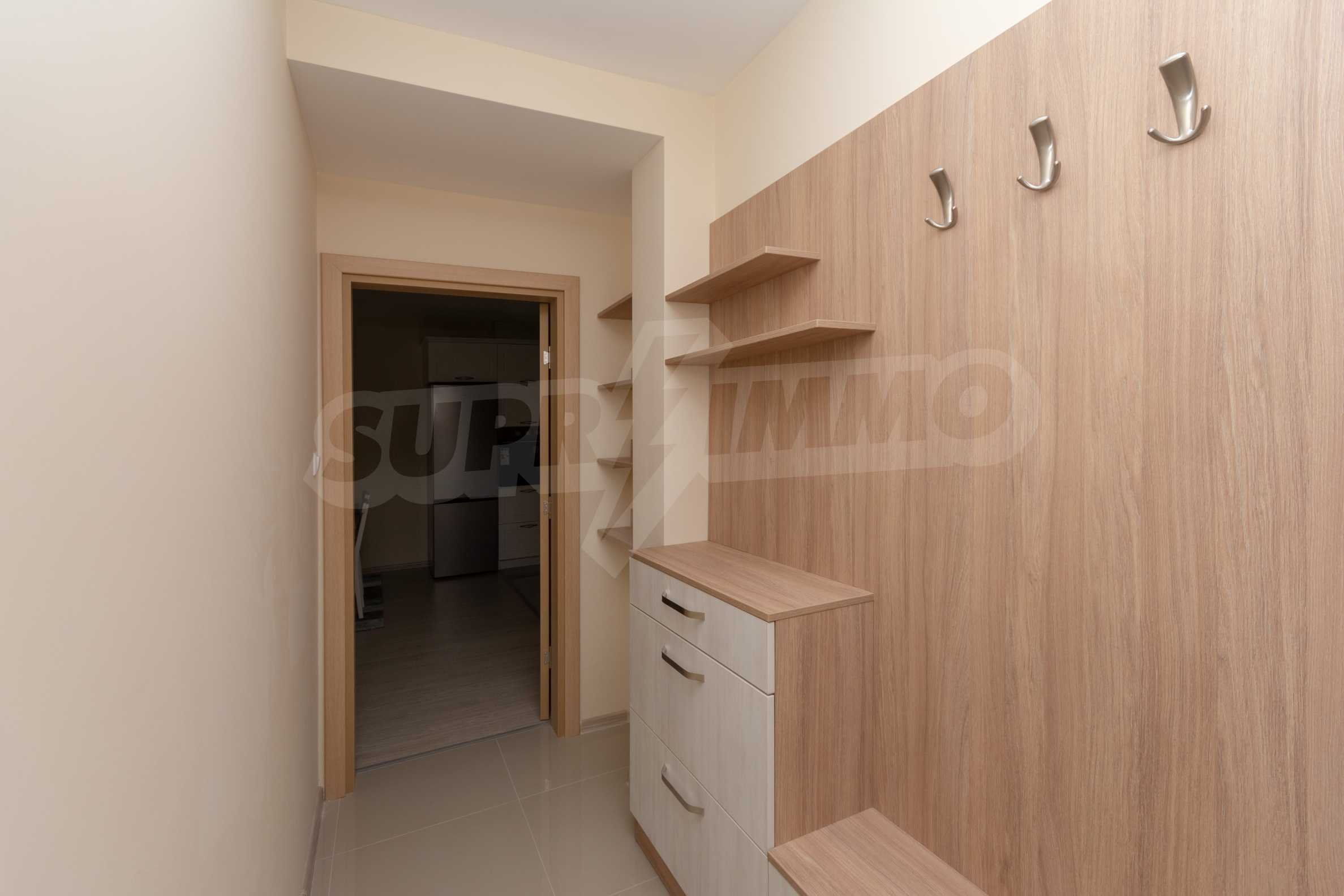 One bedroom apartment in a luxury residential building in a communicative location in Plovdiv 10