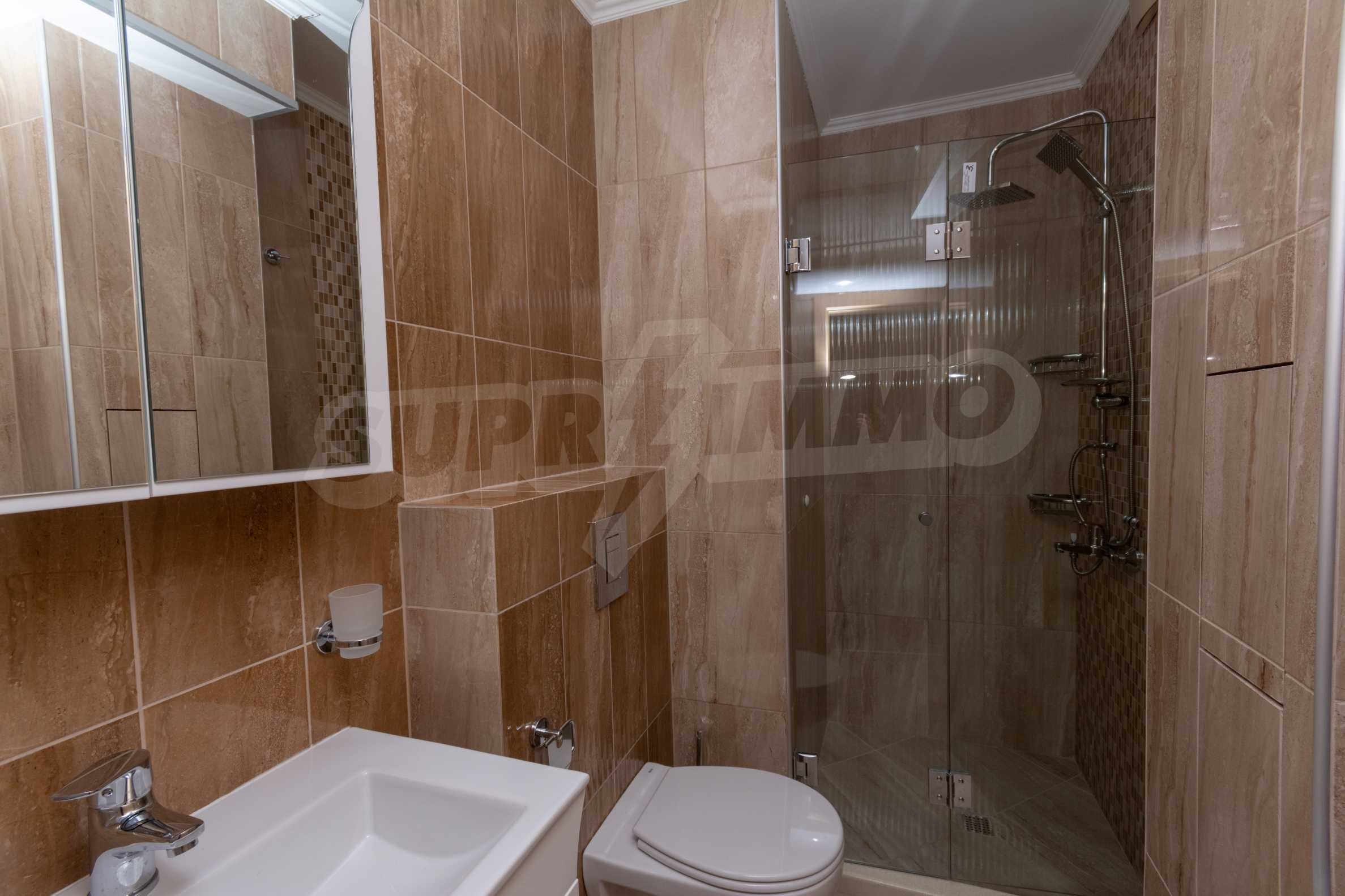 One bedroom apartment in a luxury residential building in a communicative location in Plovdiv 9