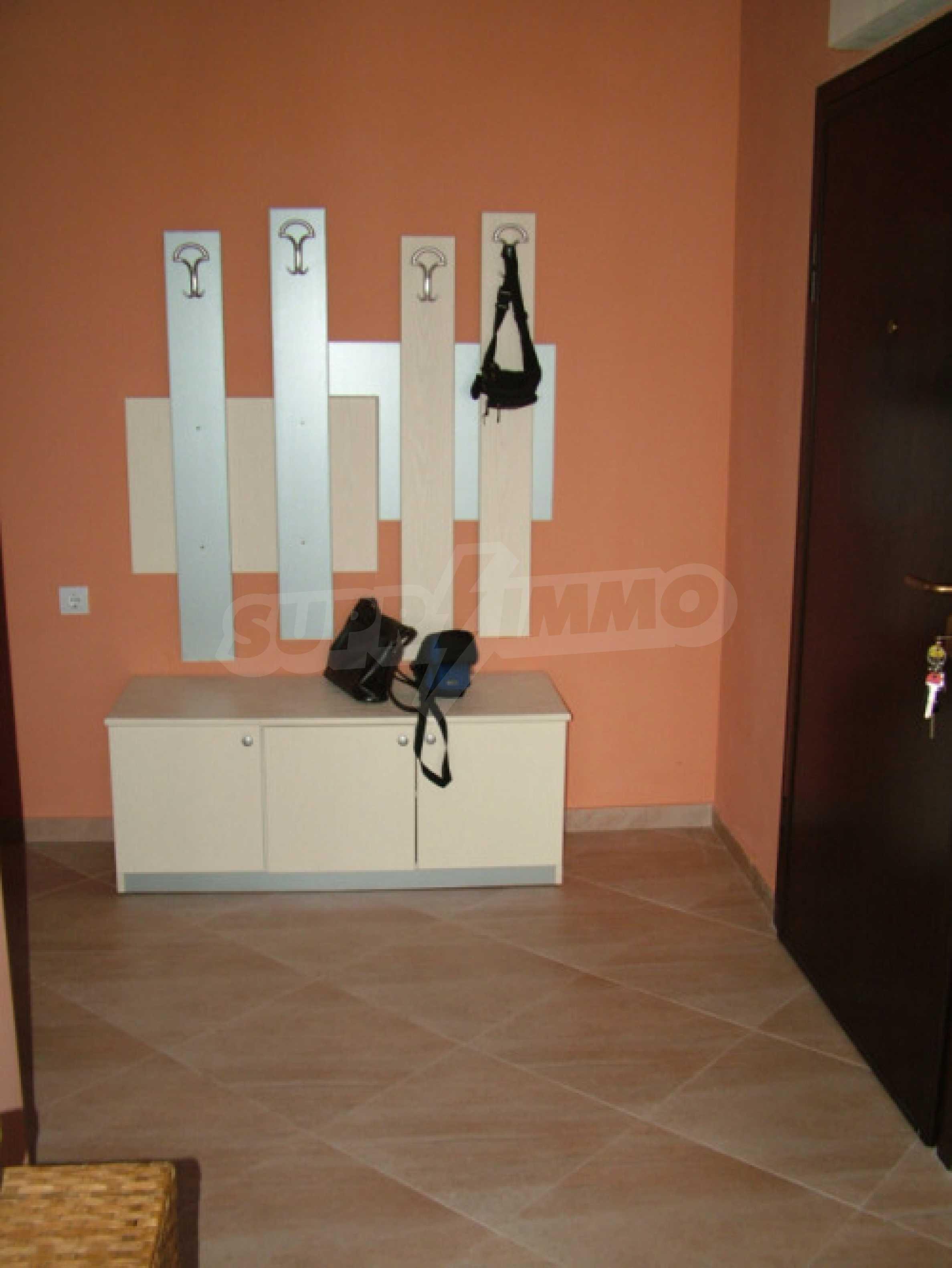 Четырехкомнатная квартира в г.Хасково 1