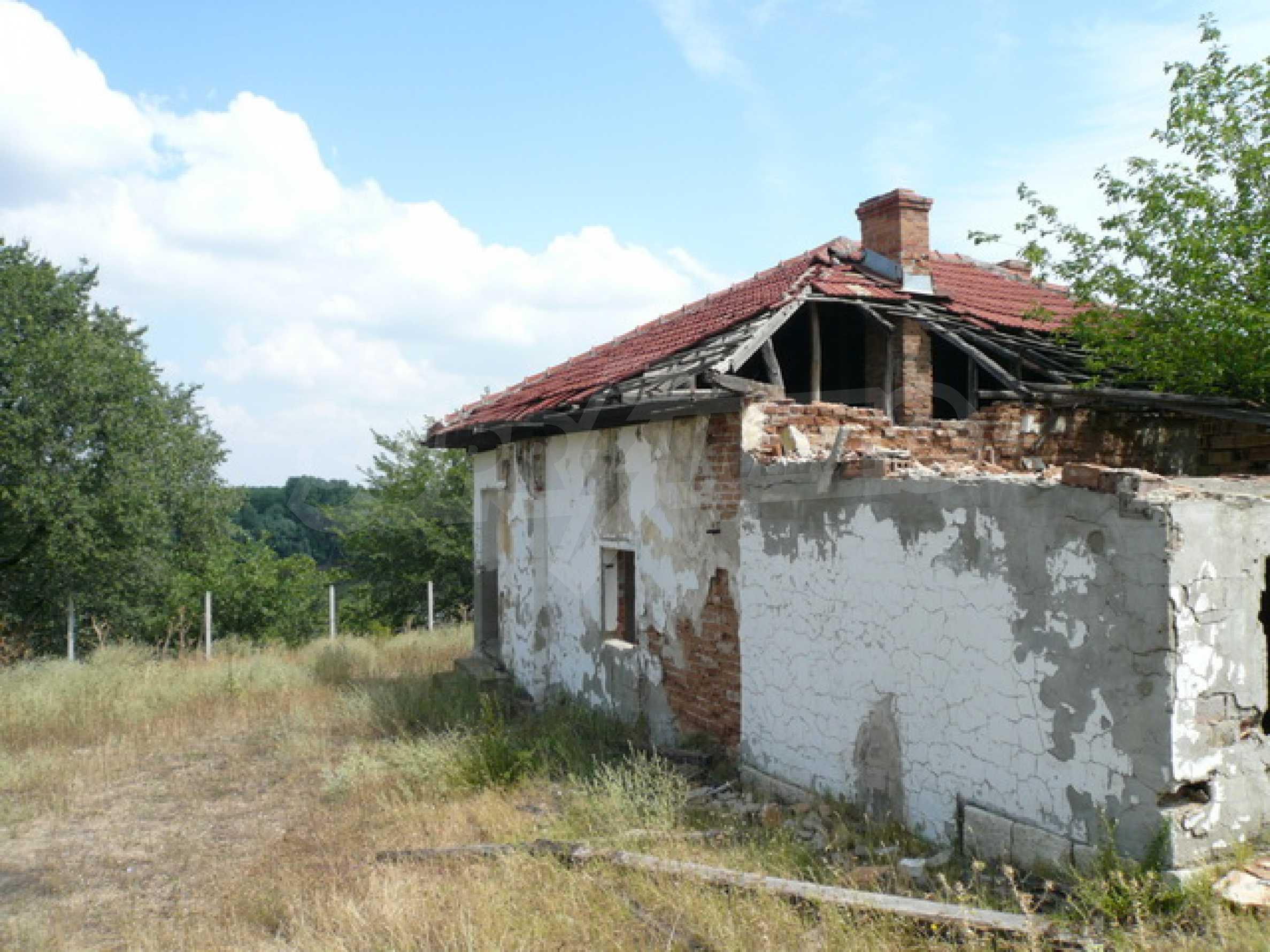 Haus am Ufer der Donau 3