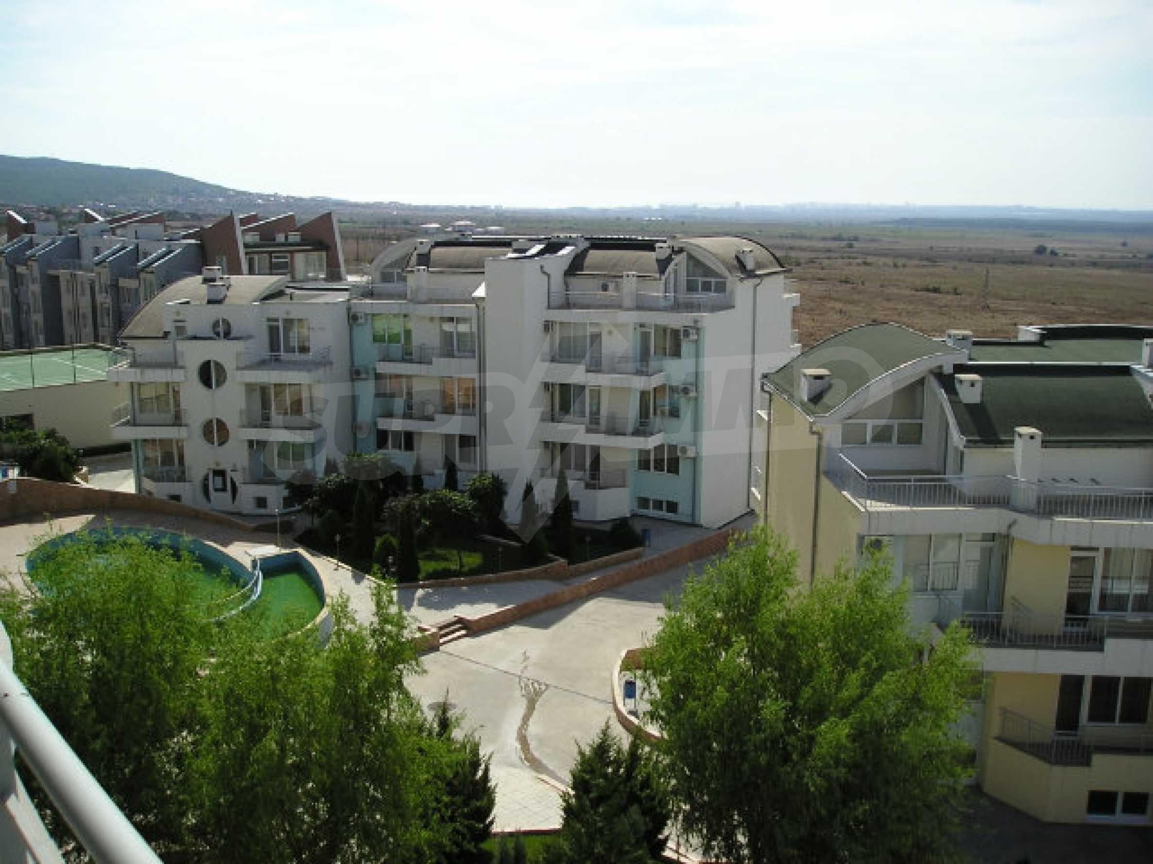 Ein-Zimmer-Wohnung in Sunset Apartments in Kosharitsa 20