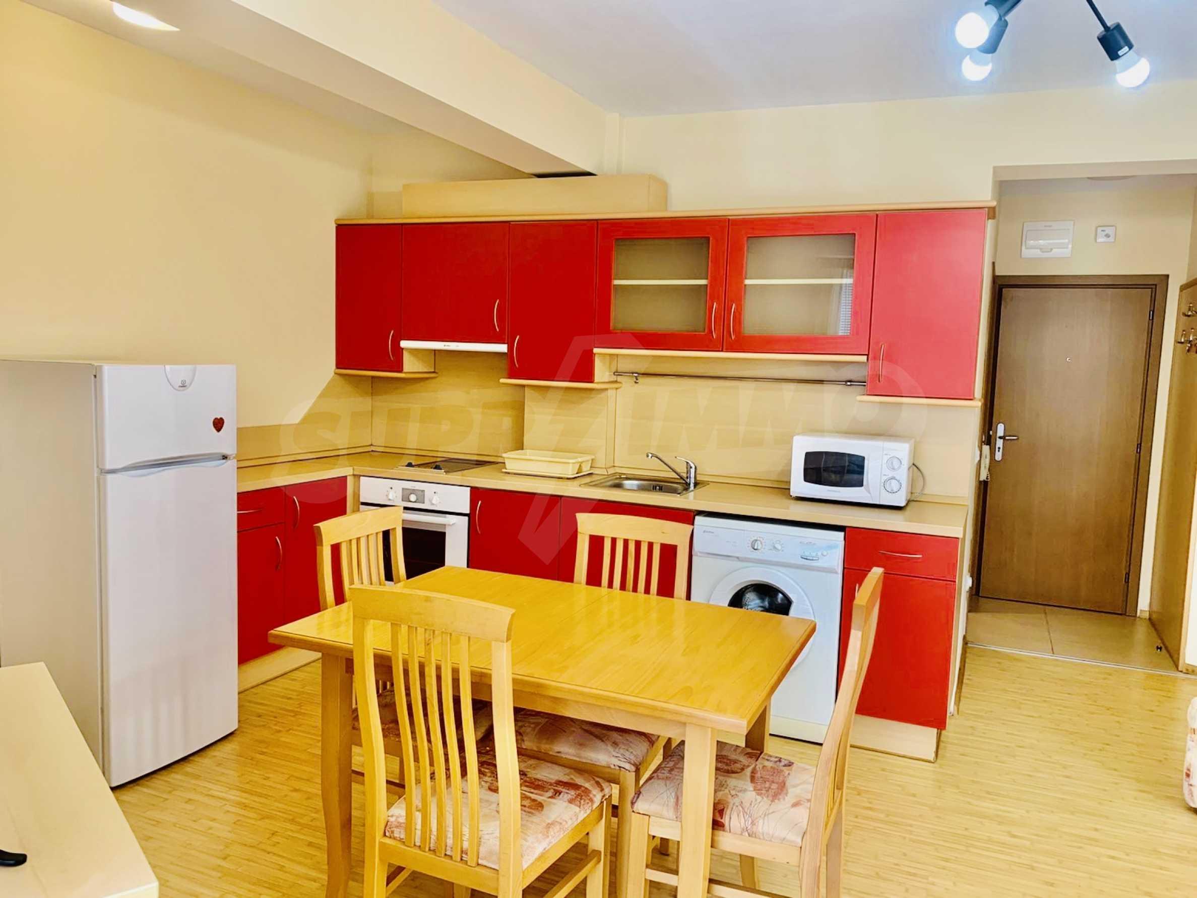 Ein-Zimmer-Wohnung zu vermieten im Zentrum von Veliko Tarnovo