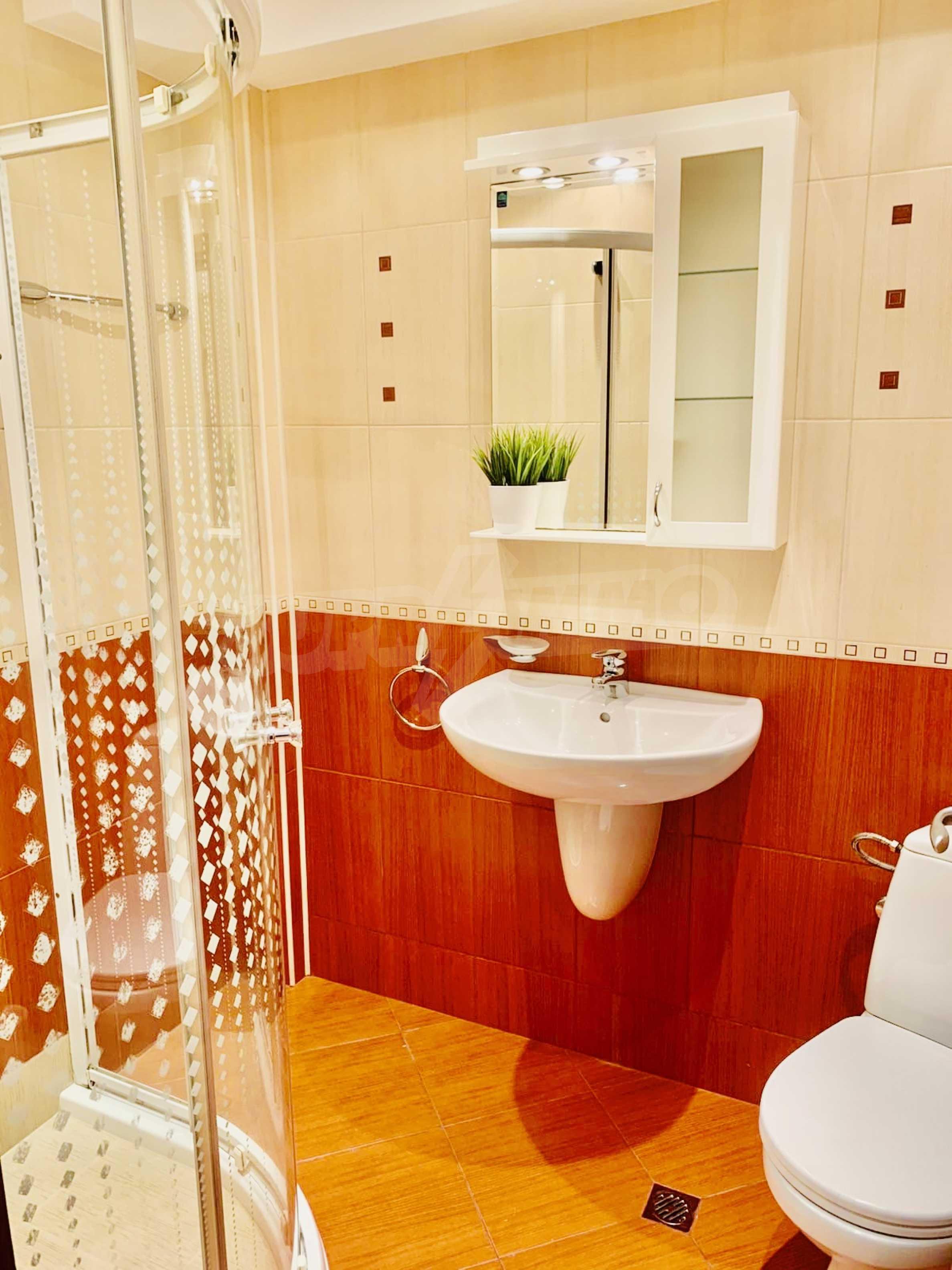 Ein-Zimmer-Wohnung zu vermieten im Zentrum von Veliko Tarnovo 10