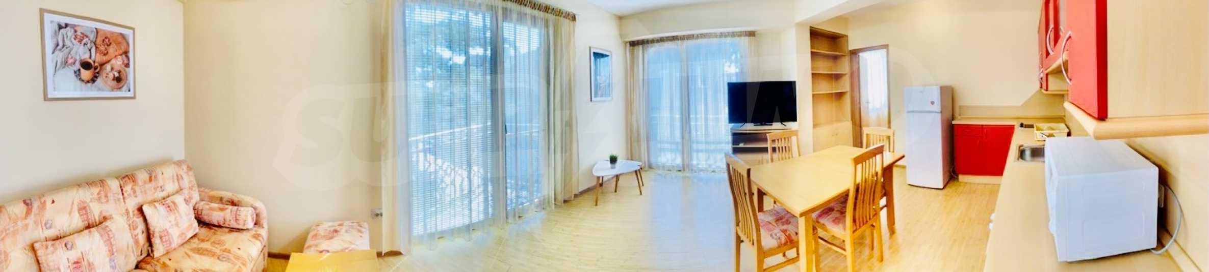 Ein-Zimmer-Wohnung zu vermieten im Zentrum von Veliko Tarnovo 1
