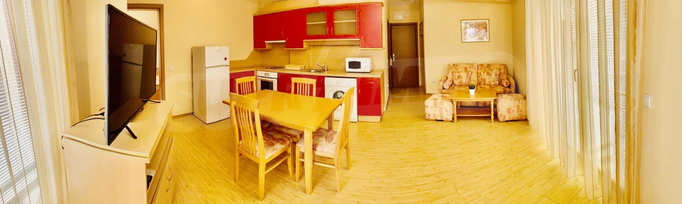 Ein-Zimmer-Wohnung zu vermieten im Zentrum von Veliko Tarnovo 2