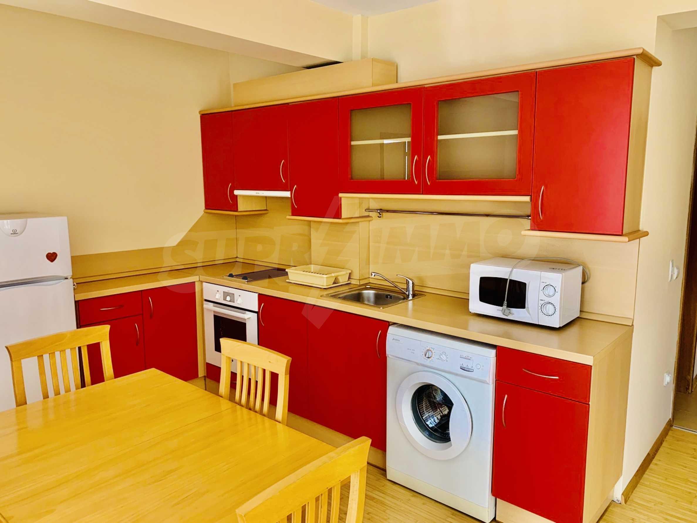 Ein-Zimmer-Wohnung zu vermieten im Zentrum von Veliko Tarnovo 3