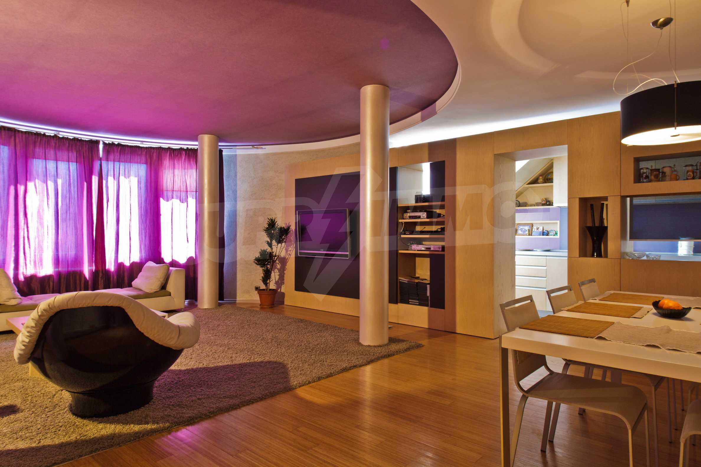 Große Wohnung im Bezirk Ivan Vazov 1