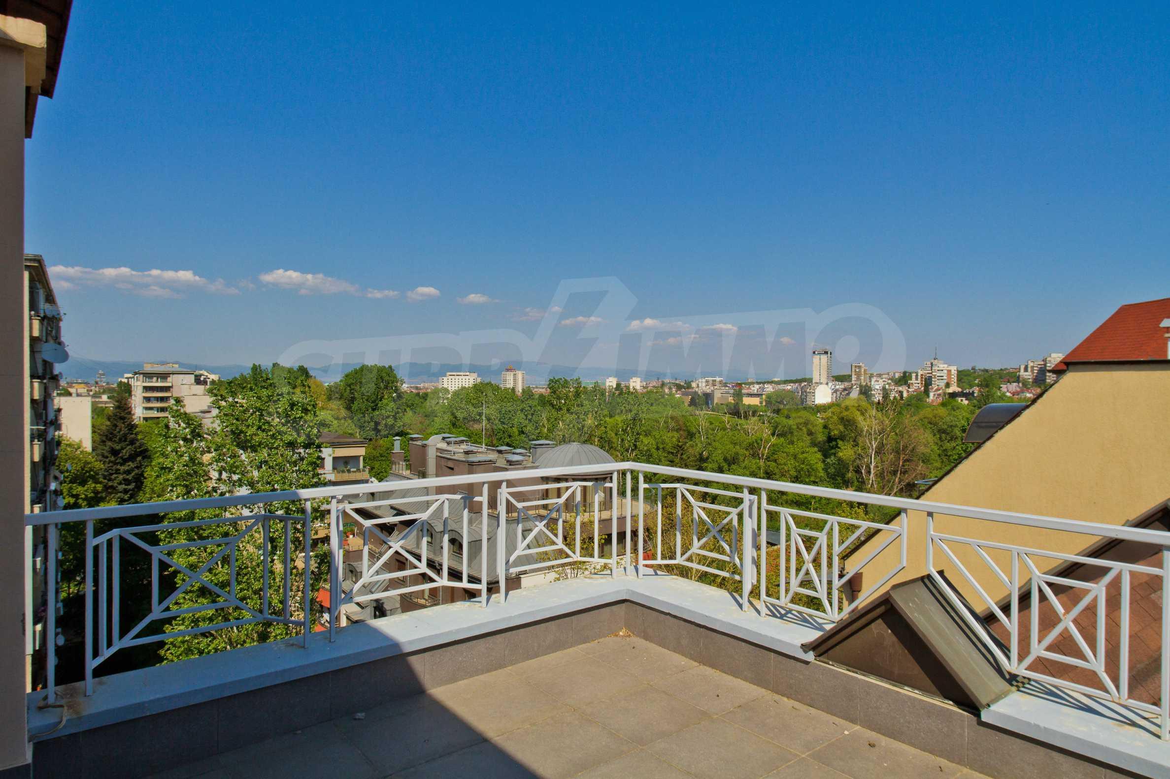 Große Wohnung im Bezirk Ivan Vazov 25