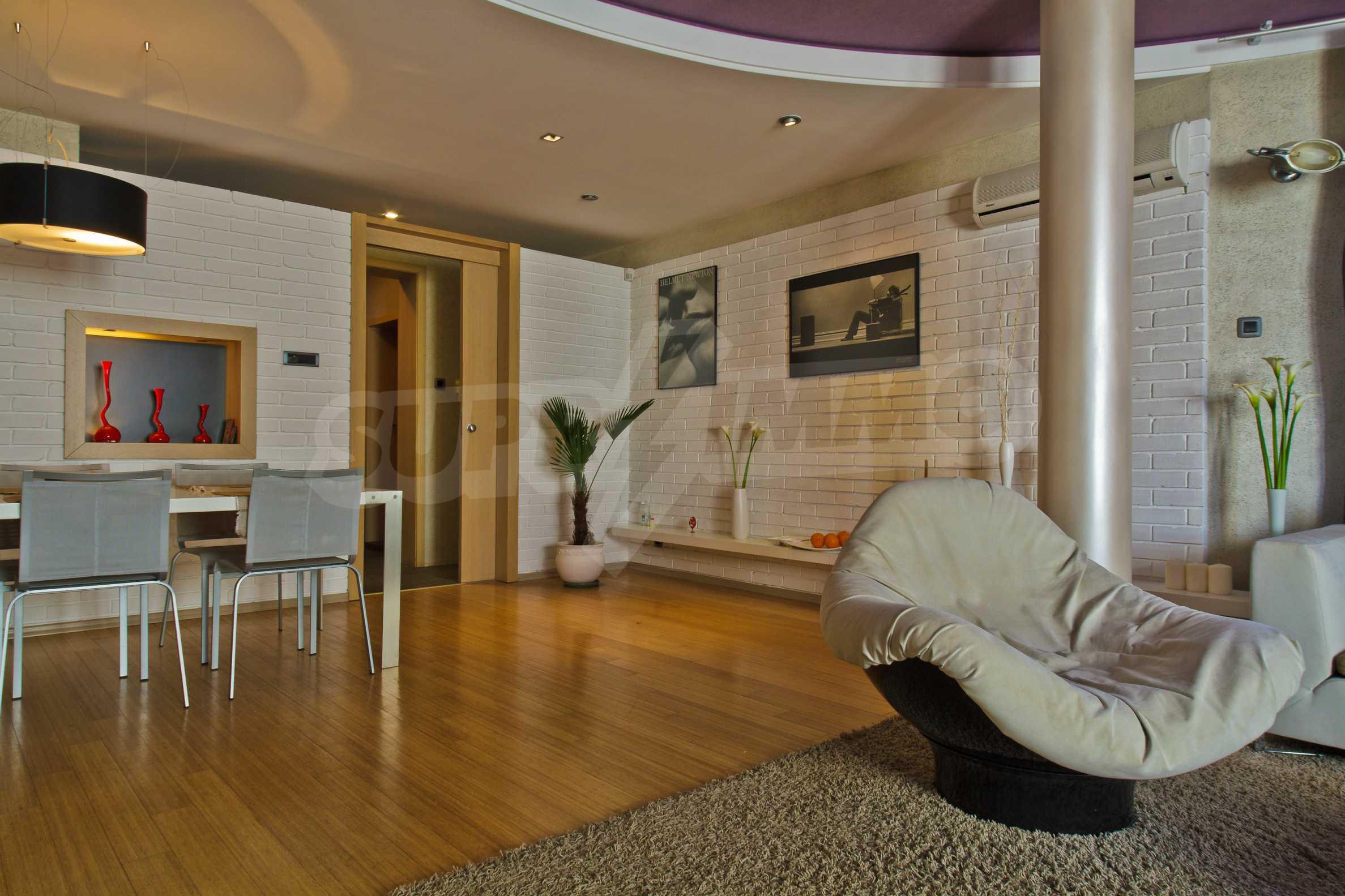 Große Wohnung im Bezirk Ivan Vazov 4