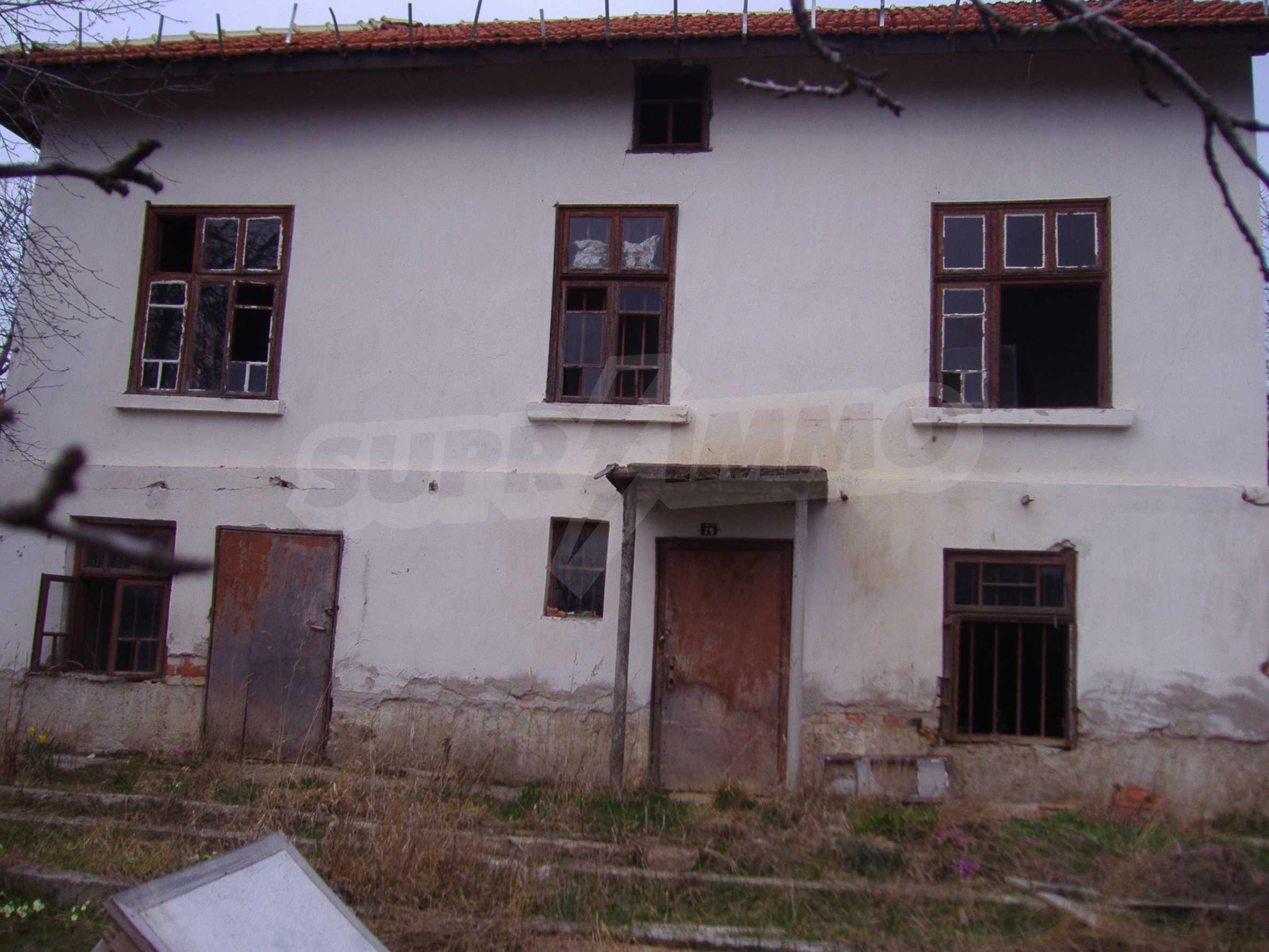 Authentisches Haus 10 km vom Kurort und der Stadt Tryavna entfernt
