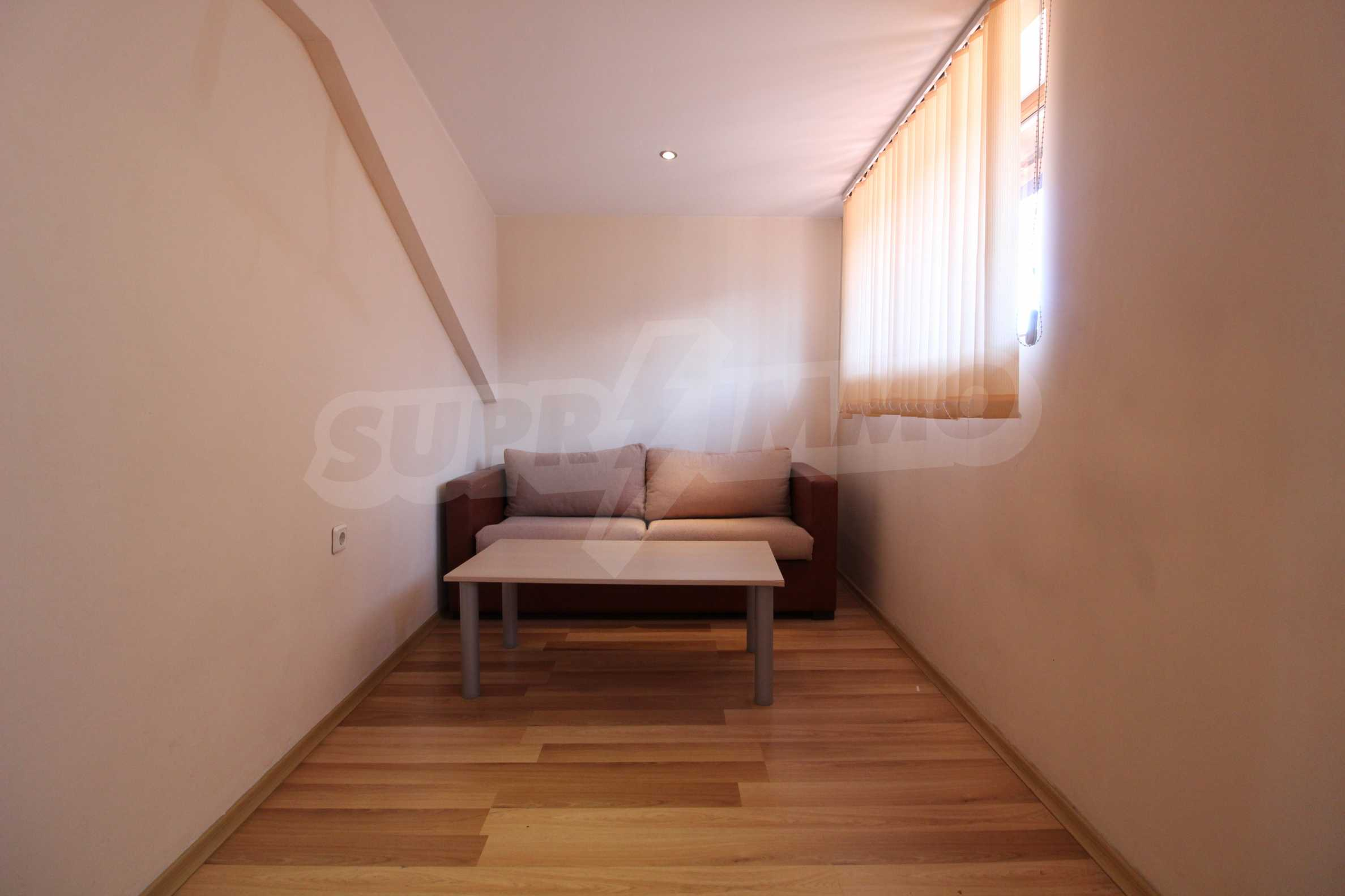 Fully furnished one-bedroom apartment in Snow Plough in Bansko 1