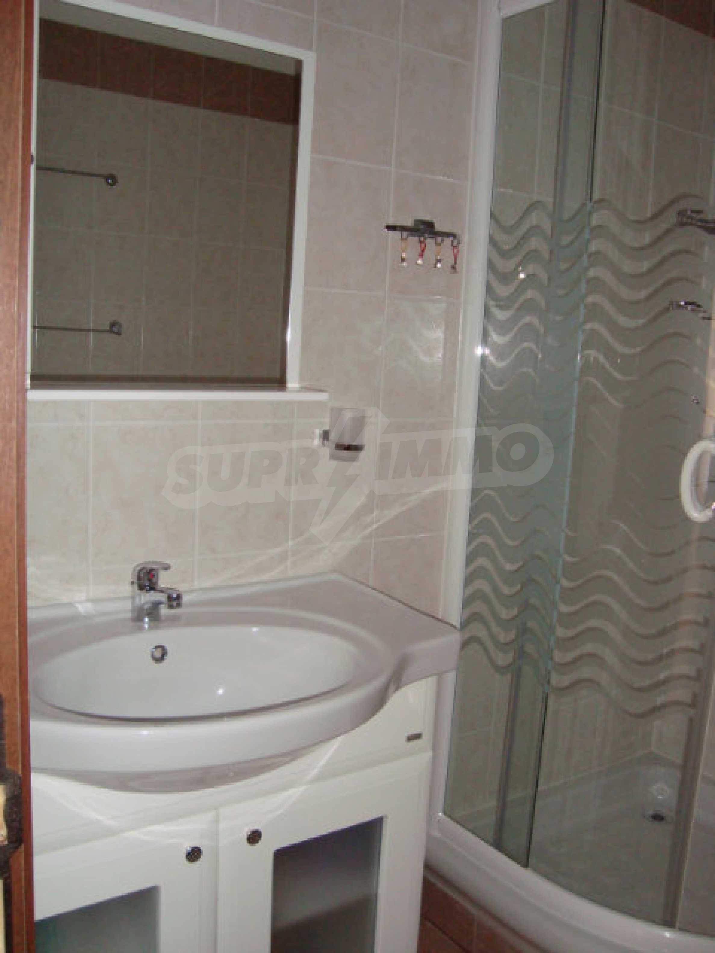 Two-bedroom apartment in Saint Nicholas complex in Chernomorets 16