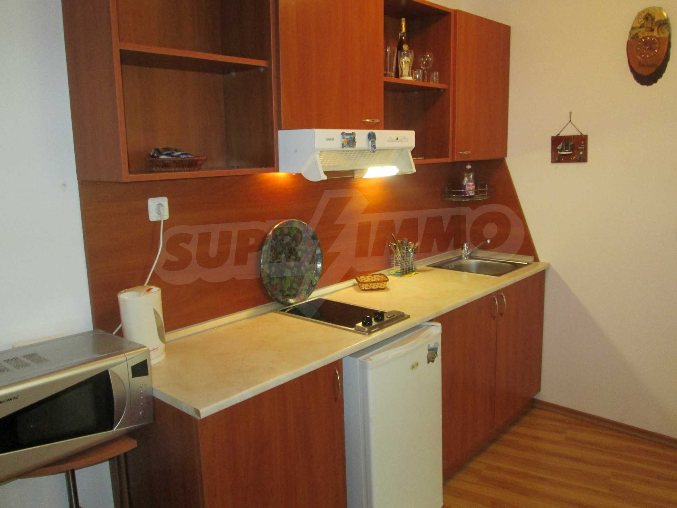 Fully furnished one-bedroom apartment on the beach 2