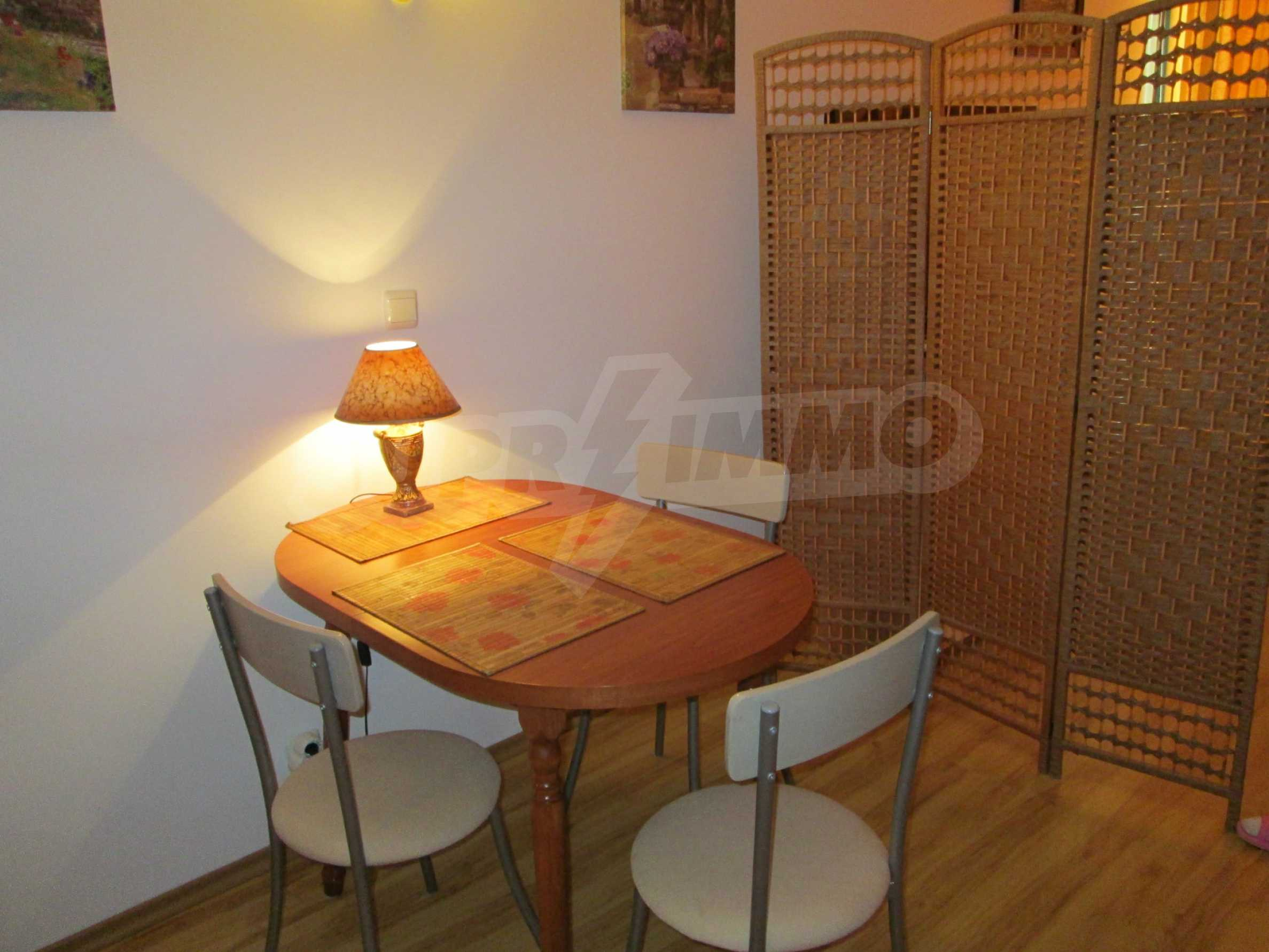 Fully furnished one-bedroom apartment on the sea 5