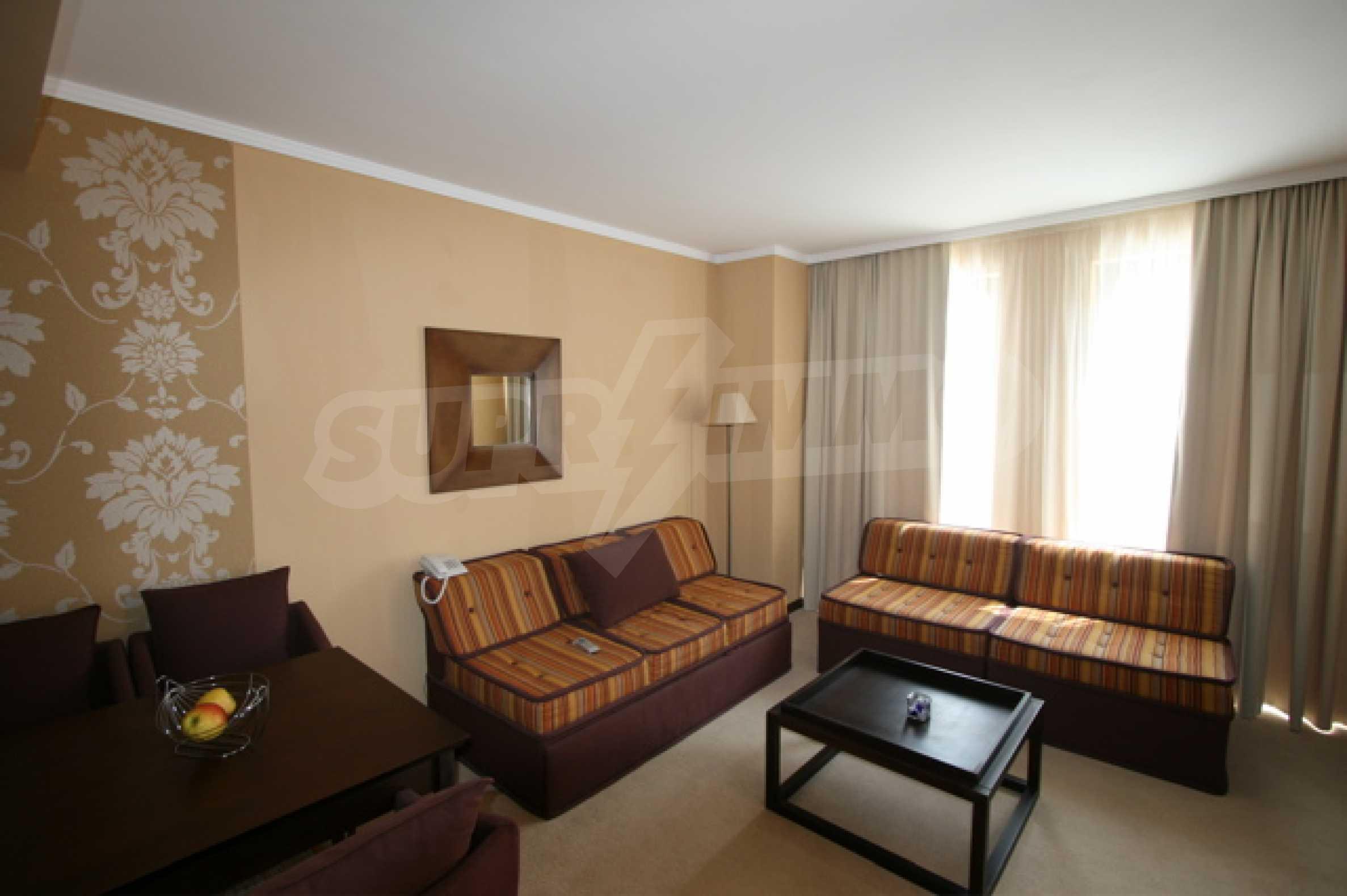 """Komplett eingerichtete Wohnung mit einem Schlafzimmer in """"Royal Beach Barcelo"""" 7"""