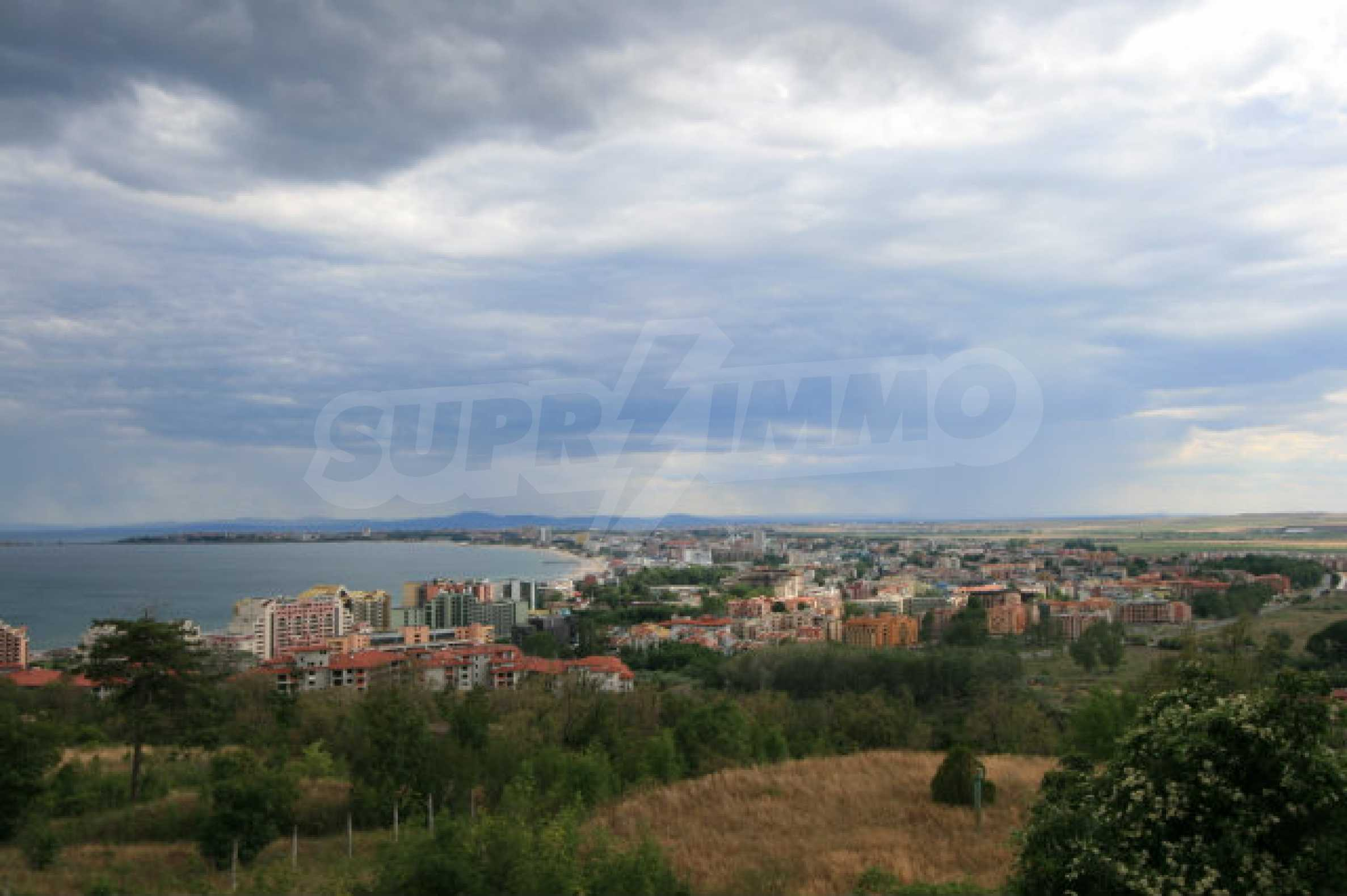 Development land for sale near Sunny Beach