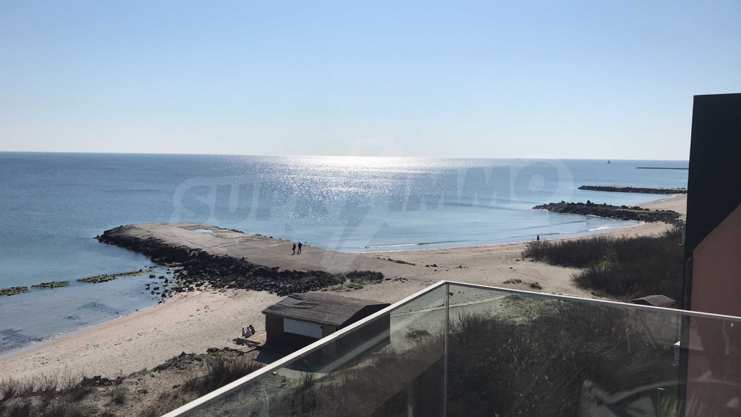 Plot of land for construction on the second line from the beach, with sea view in Pomorie 5