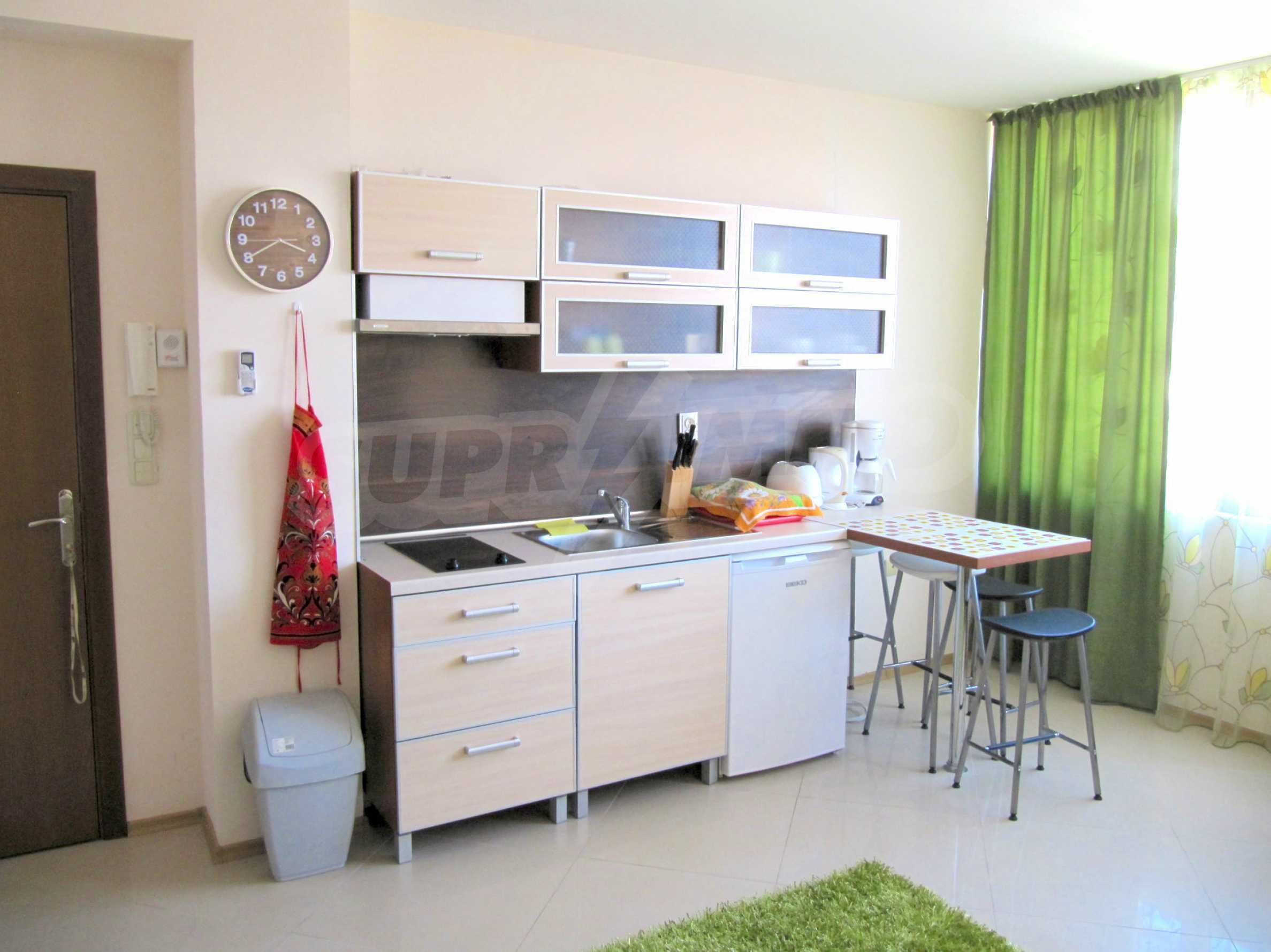 One bedroom apartment in Eden Apartments in Sunny beach 1
