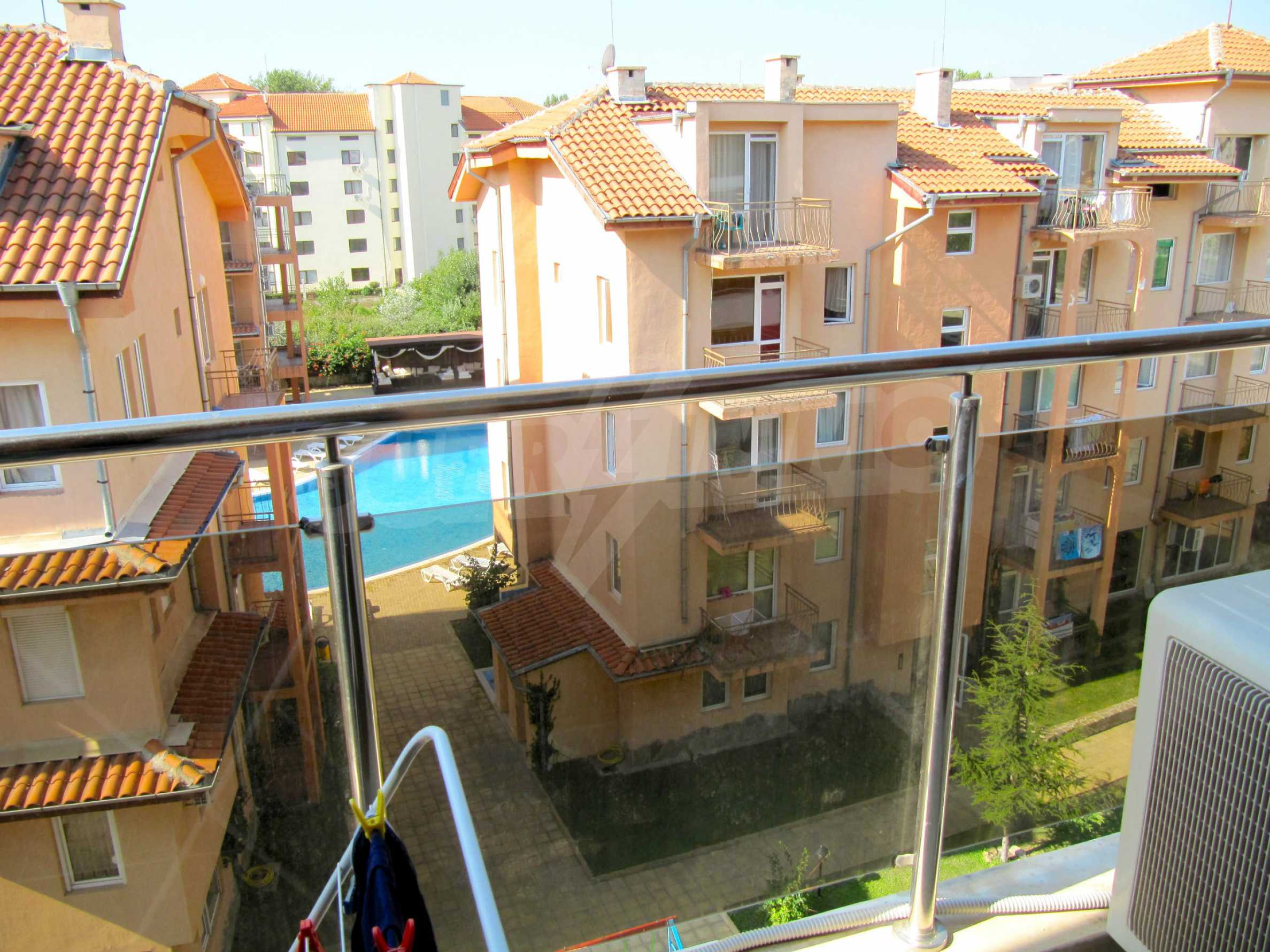 One bedroom apartment in Eden Apartments in Sunny beach 21