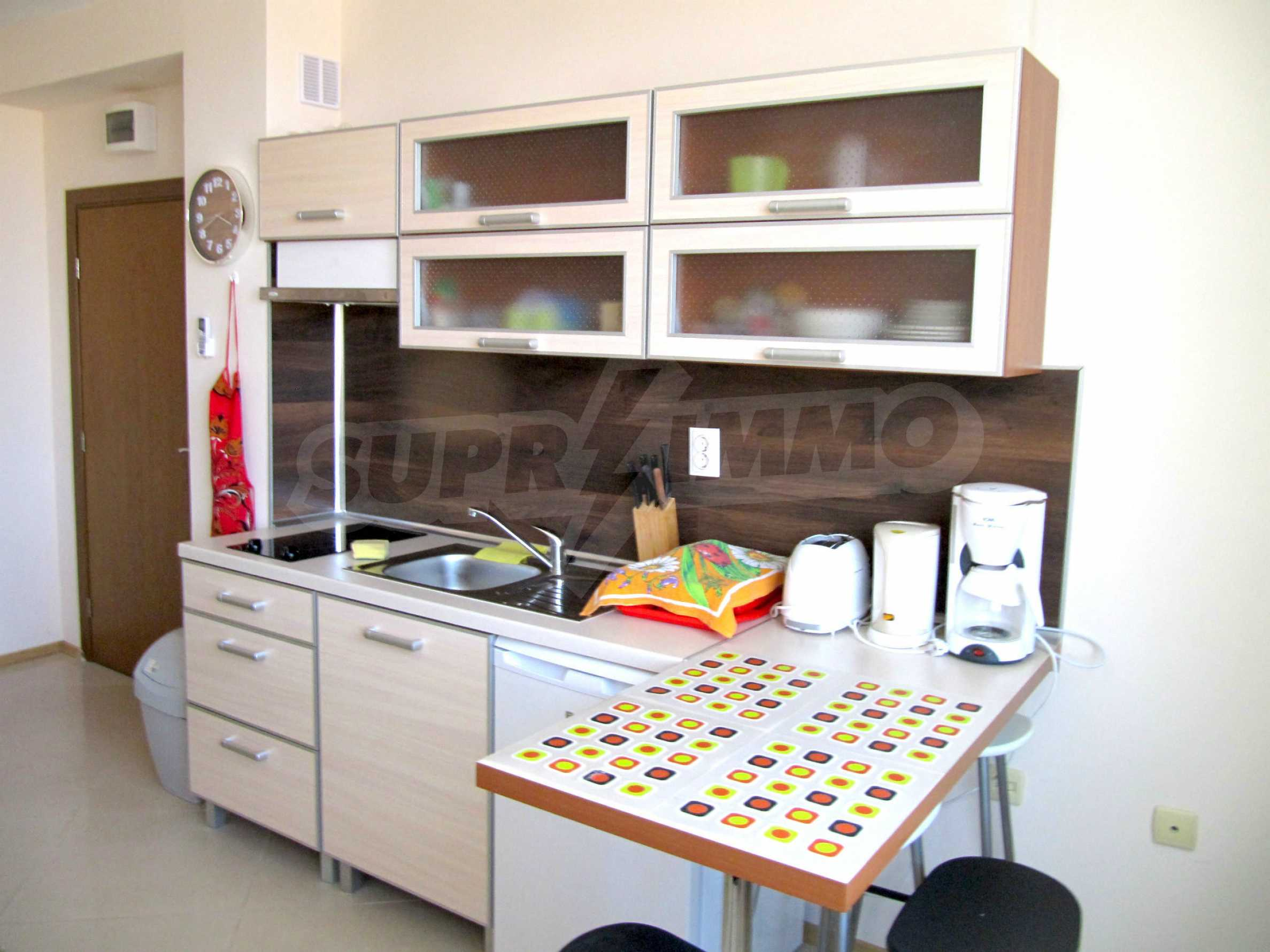 One bedroom apartment in Eden Apartments in Sunny beach 2