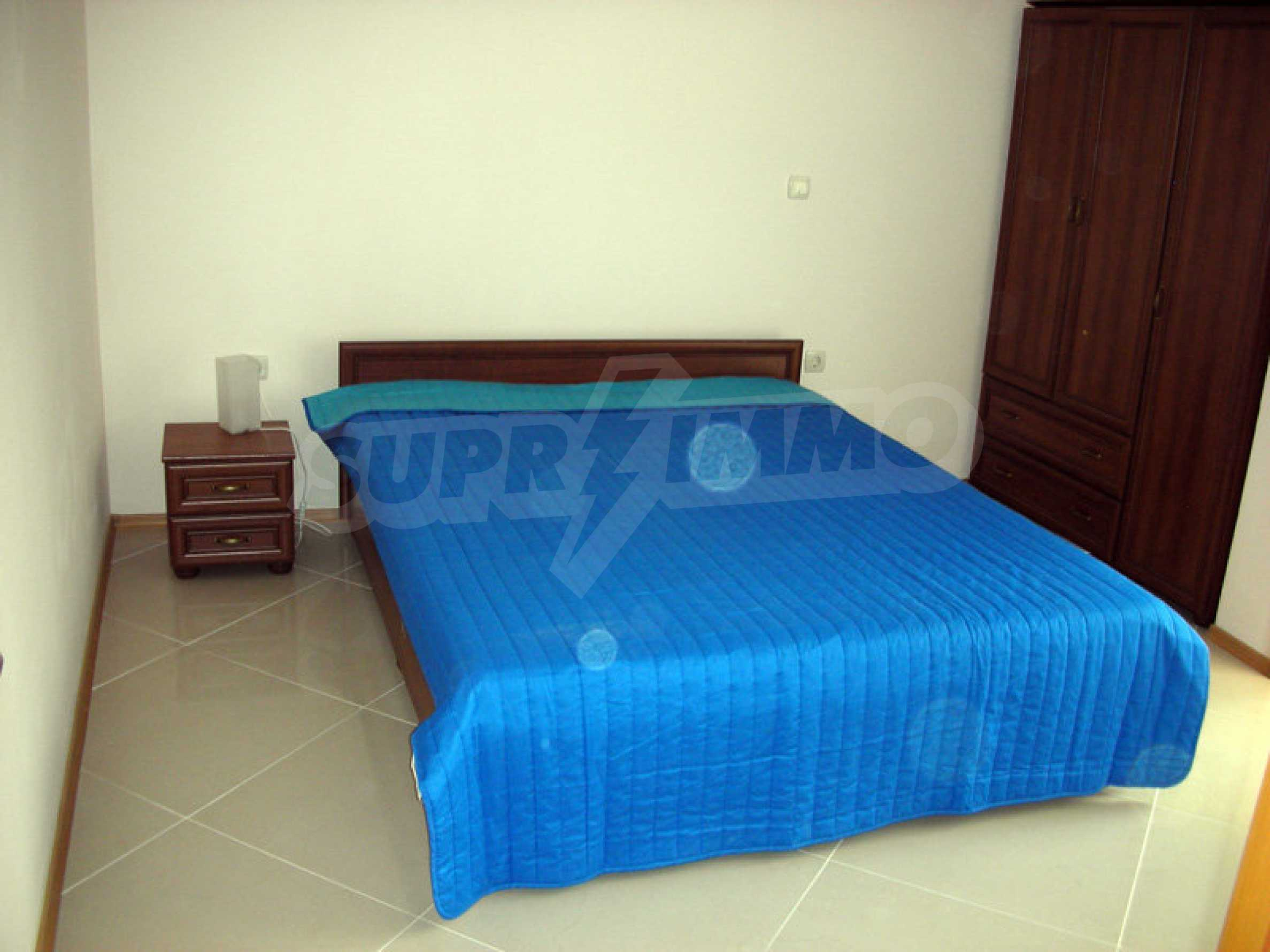 One-bedroom apartment in Eden Apartments complex in Sunny Beach 10