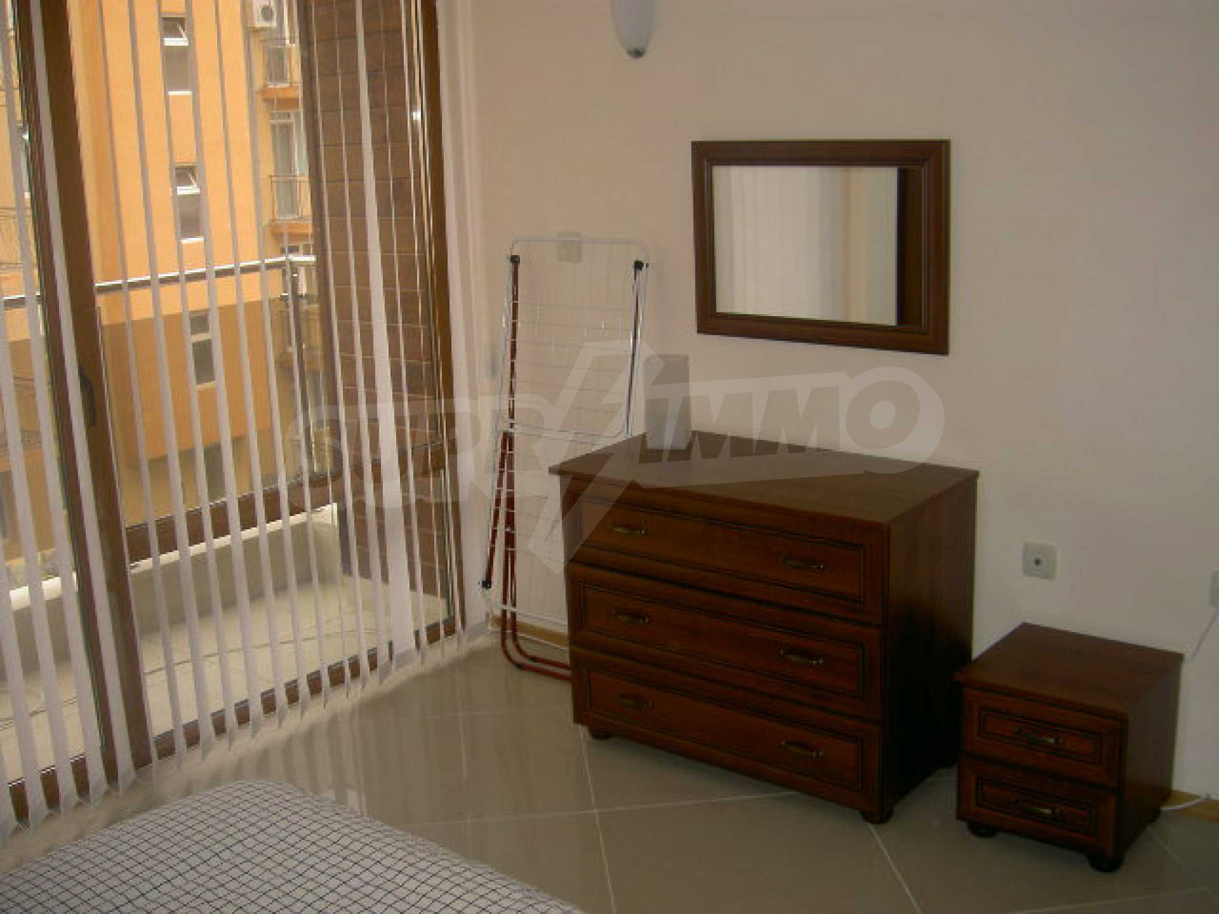 One-bedroom apartment in Eden Apartments complex in Sunny Beach 11
