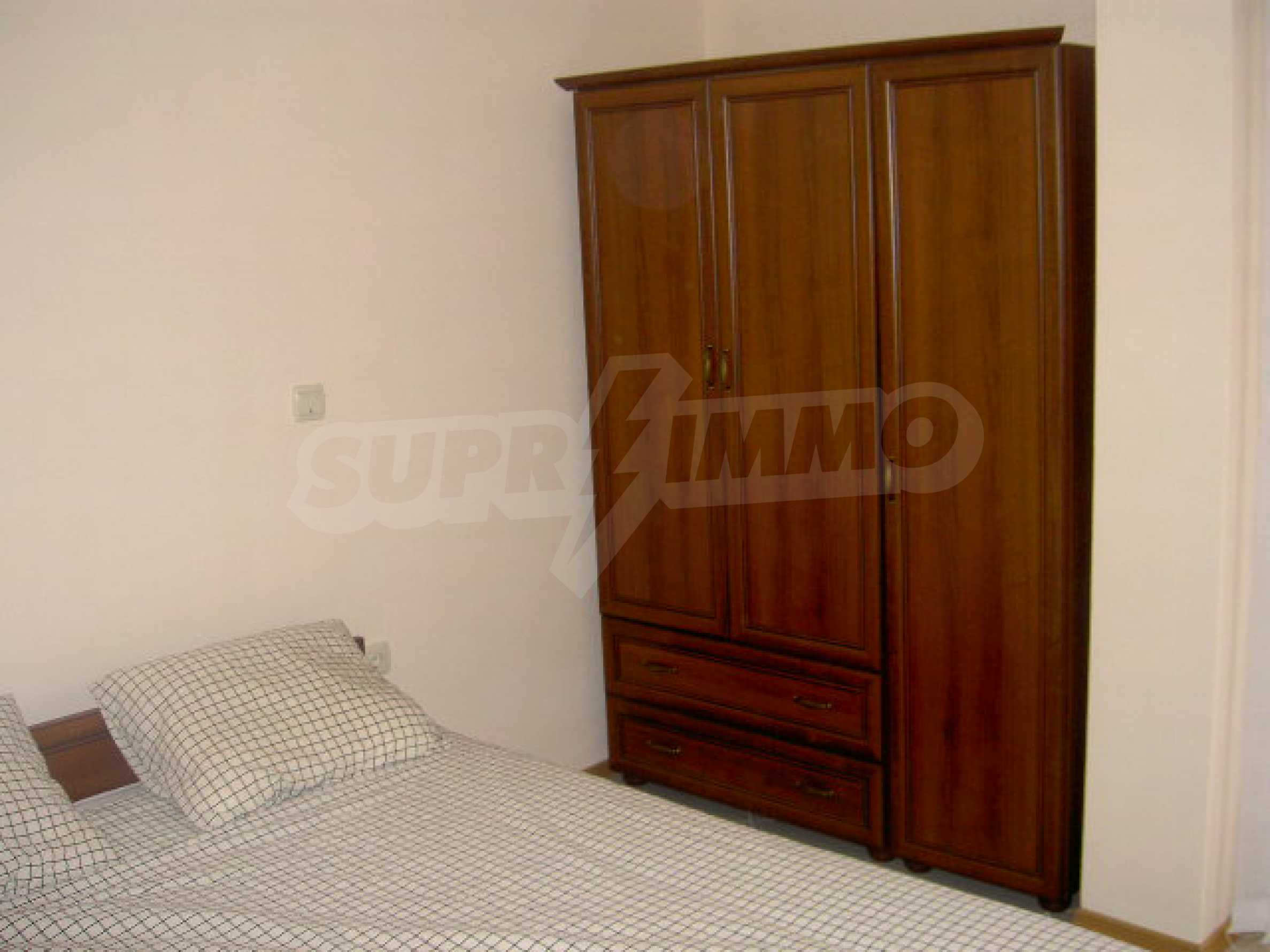One-bedroom apartment in Eden Apartments complex in Sunny Beach 12