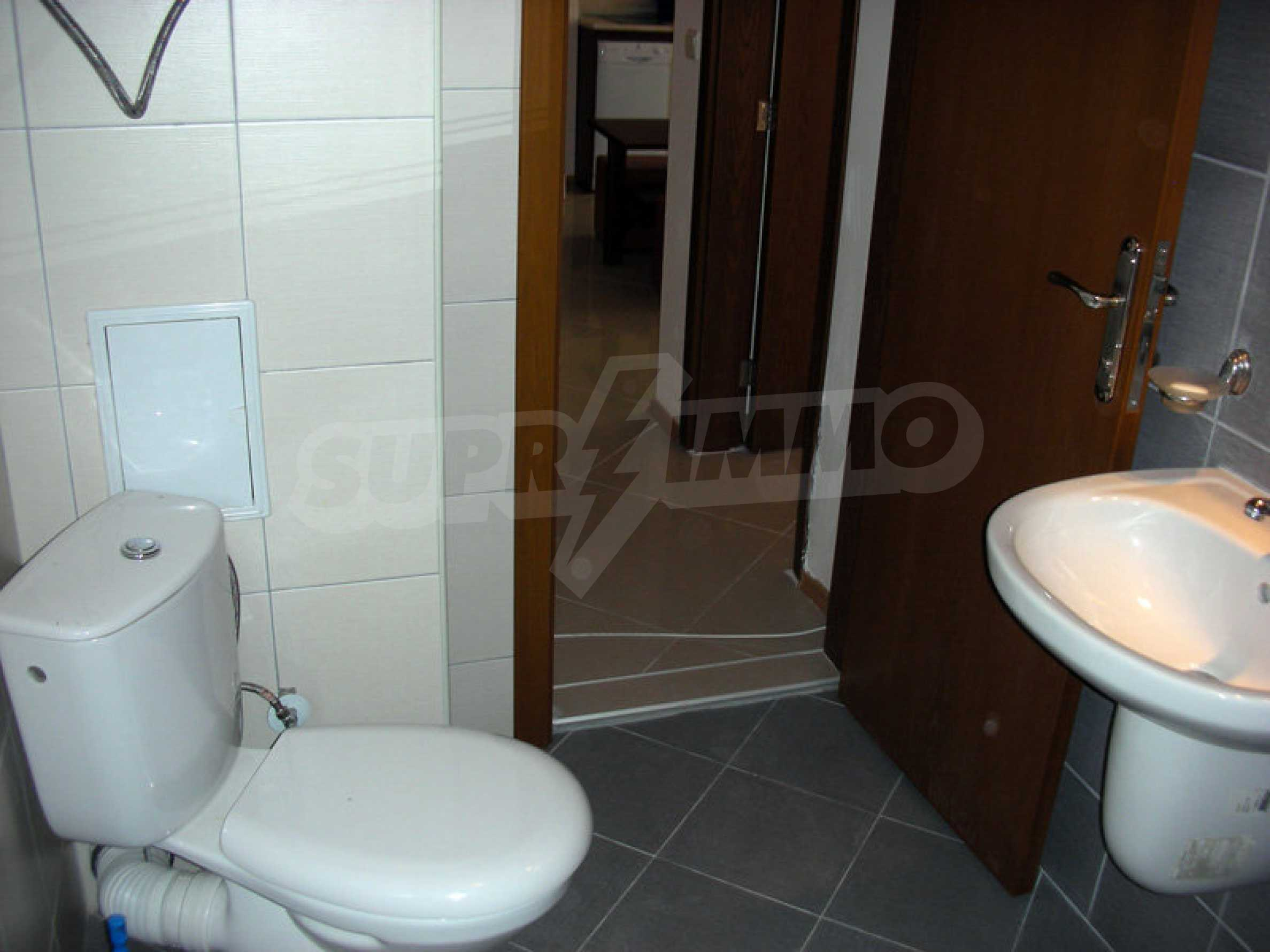 One-bedroom apartment in Eden Apartments complex in Sunny Beach 19