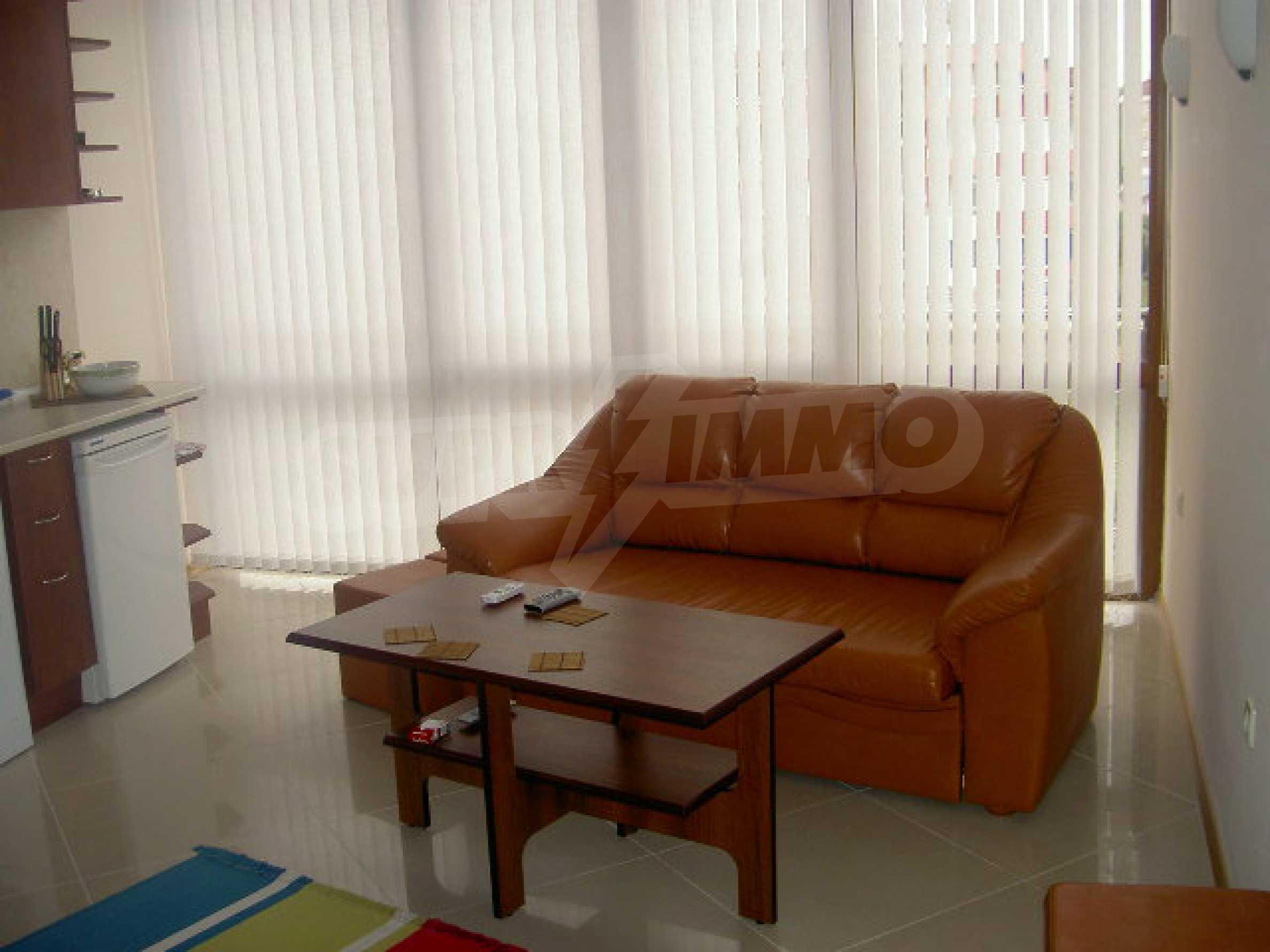 Apartment mit einem Schlafzimmer im Eden Apartments-Komplex in Sonnenstrand 5