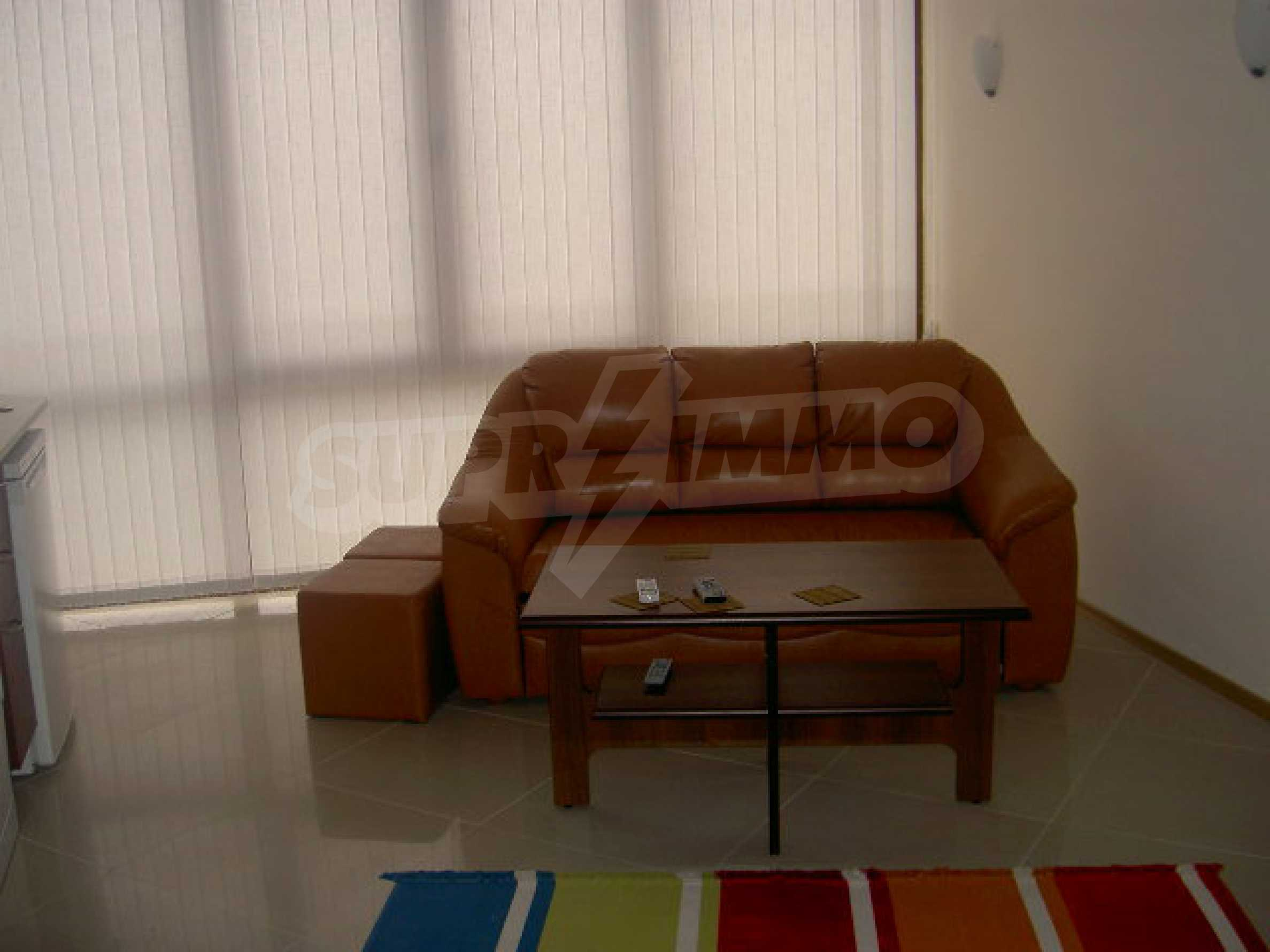 One-bedroom apartment in Eden Apartments complex in Sunny Beach 6