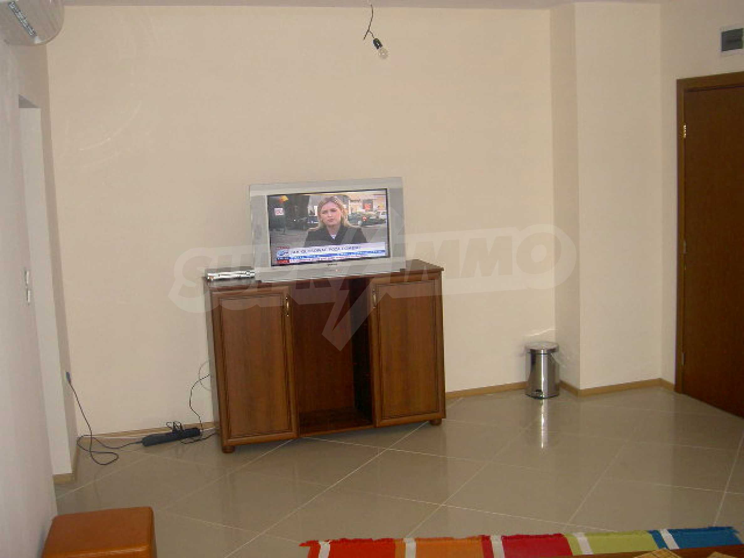 One-bedroom apartment in Eden Apartments complex in Sunny Beach 7