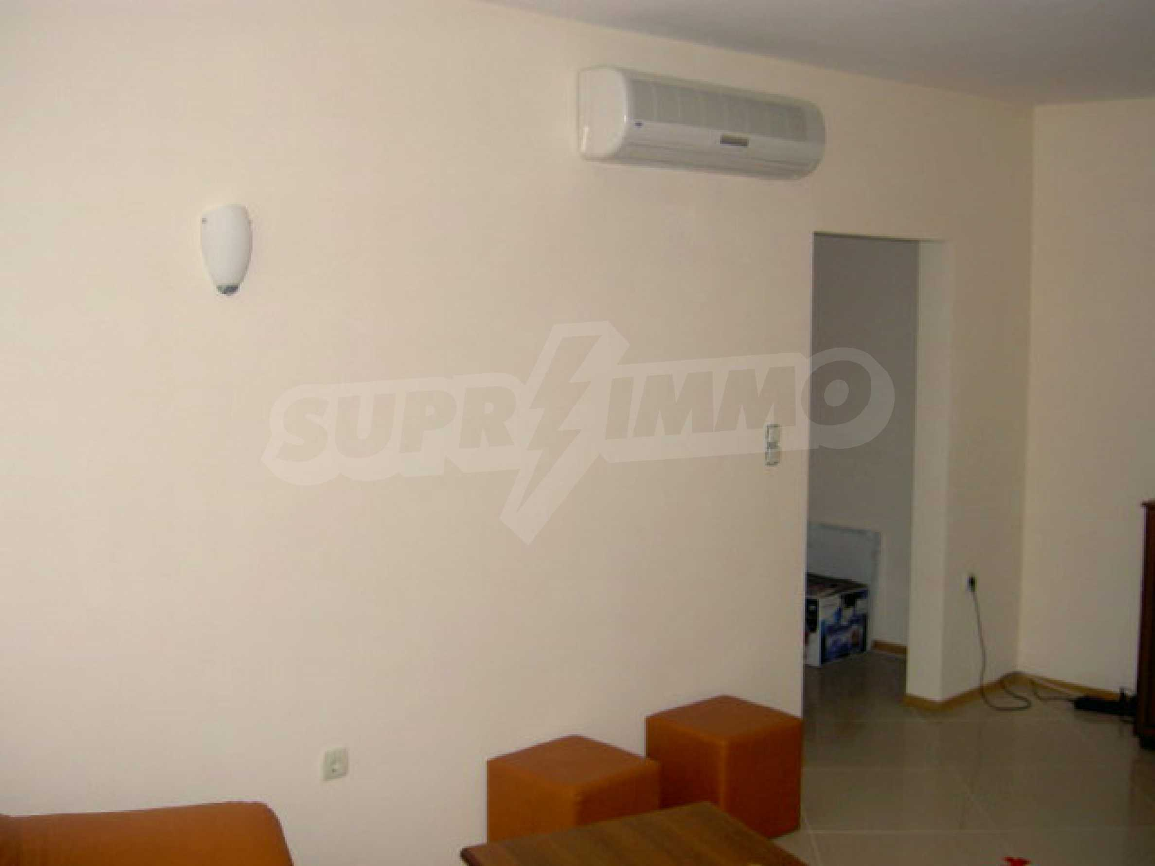 One-bedroom apartment in Eden Apartments complex in Sunny Beach 8