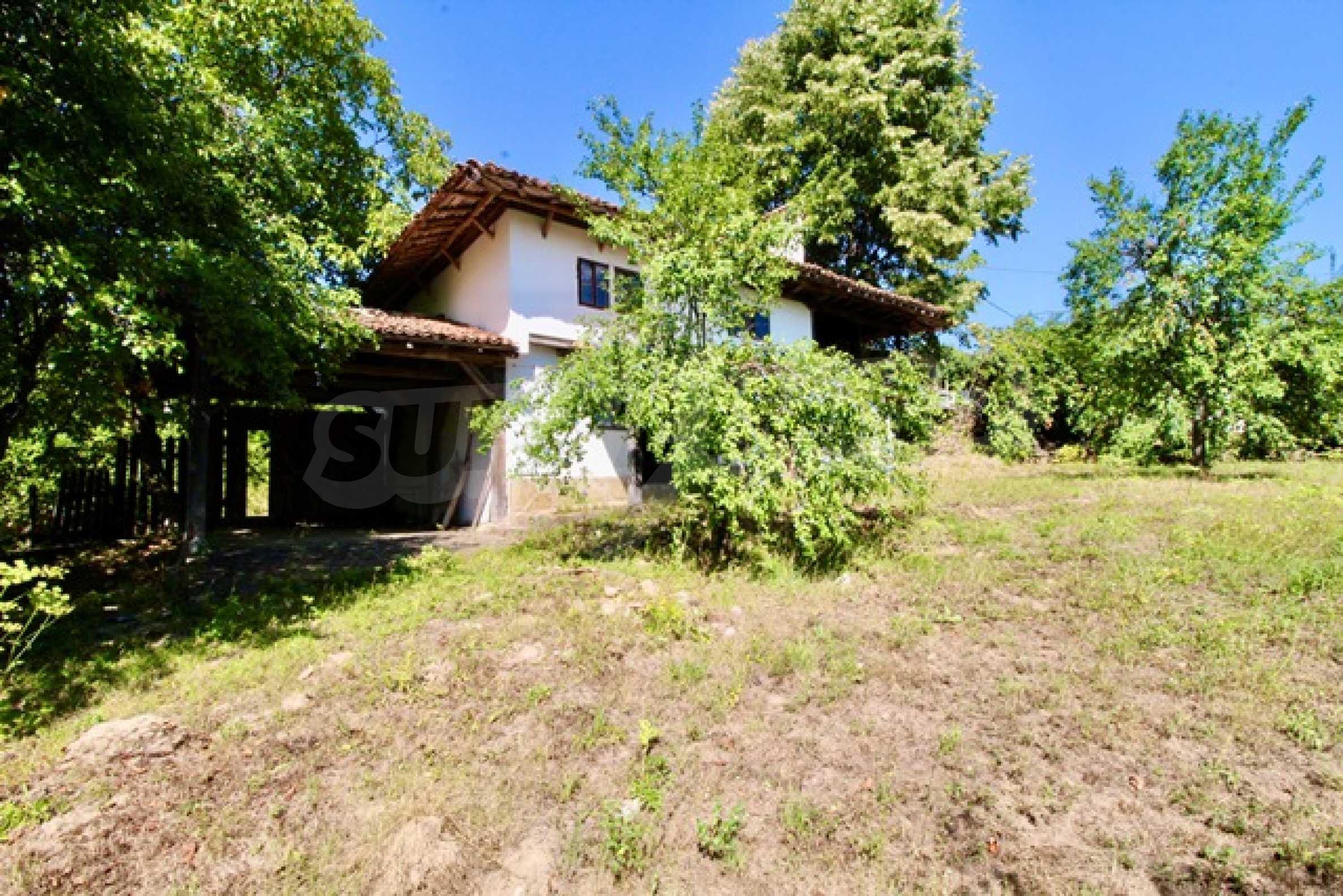 Реновирана възрожденска къща в Eленския балкан 29