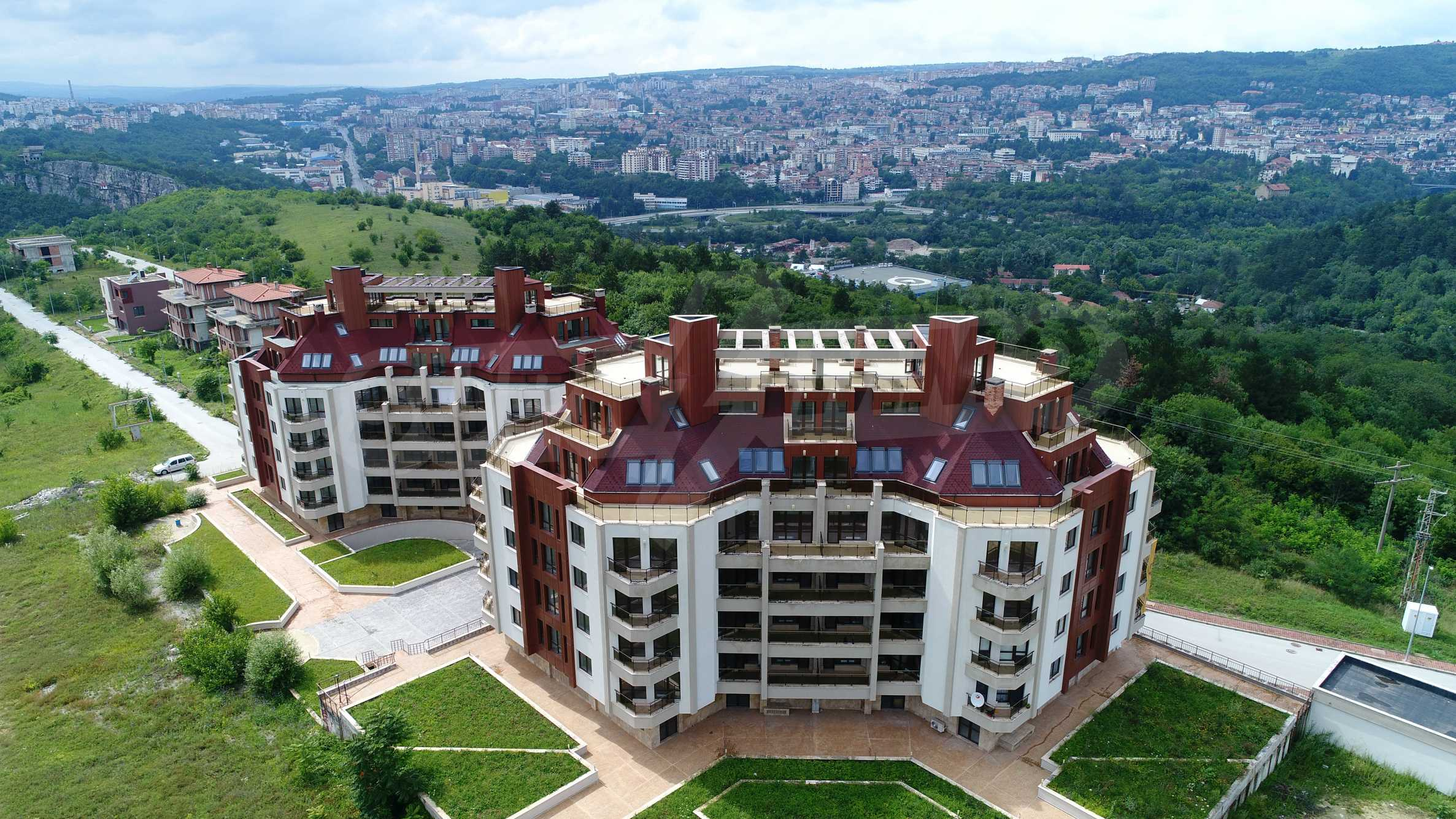 Veliko Tarnovo Hills