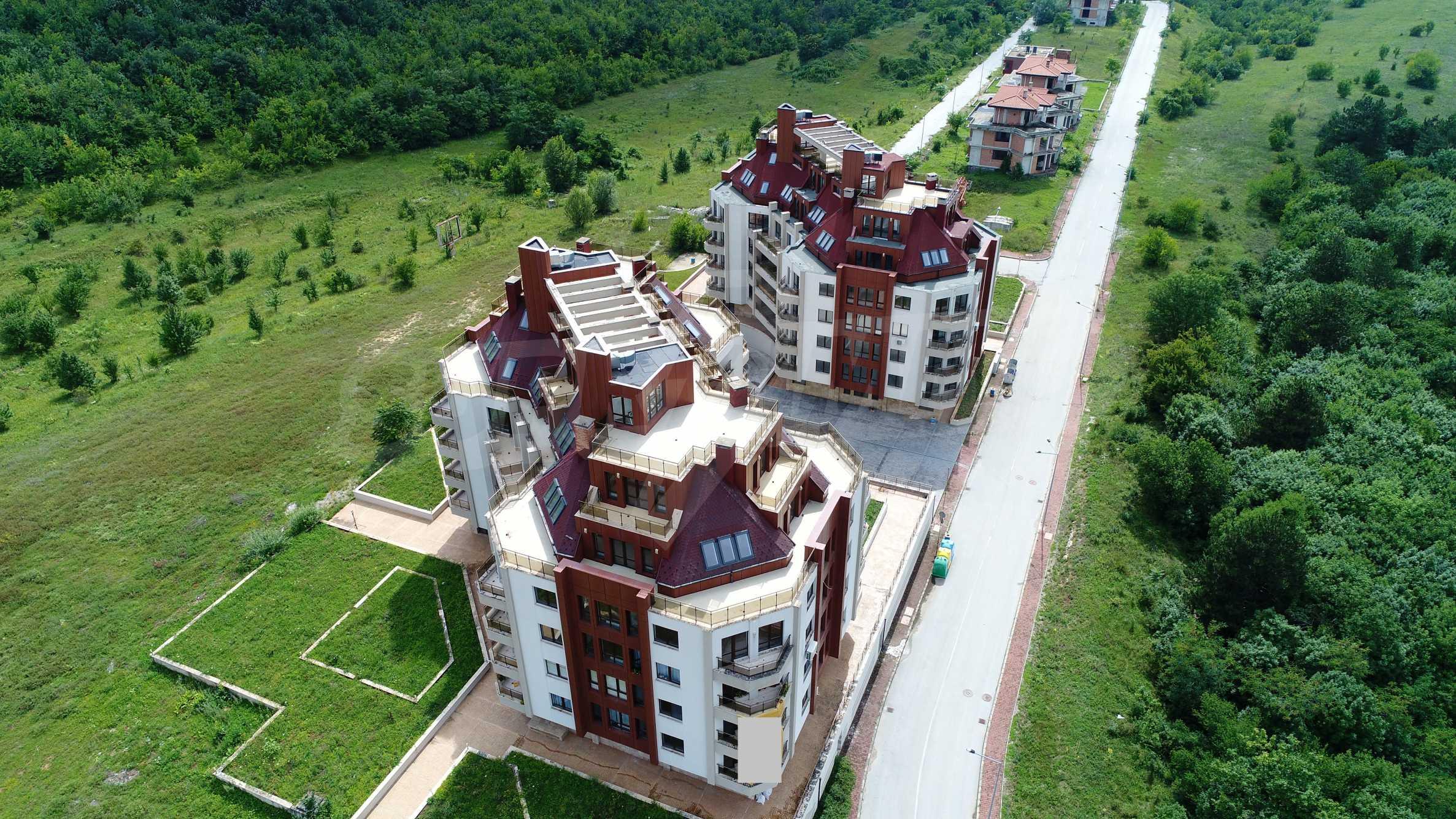 Veliko Tarnovo Hills  1
