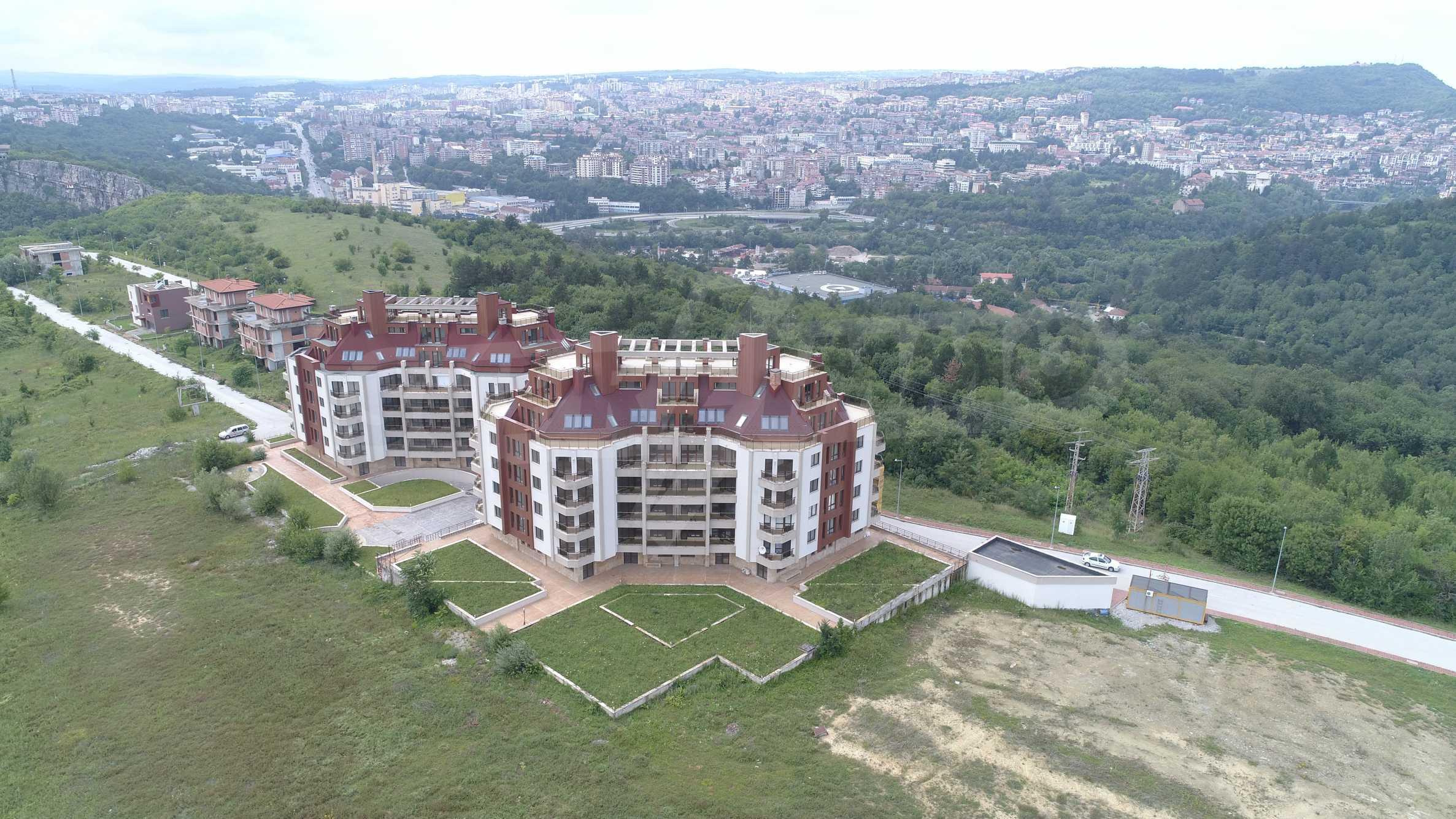 Veliko Tarnovo Hills  2