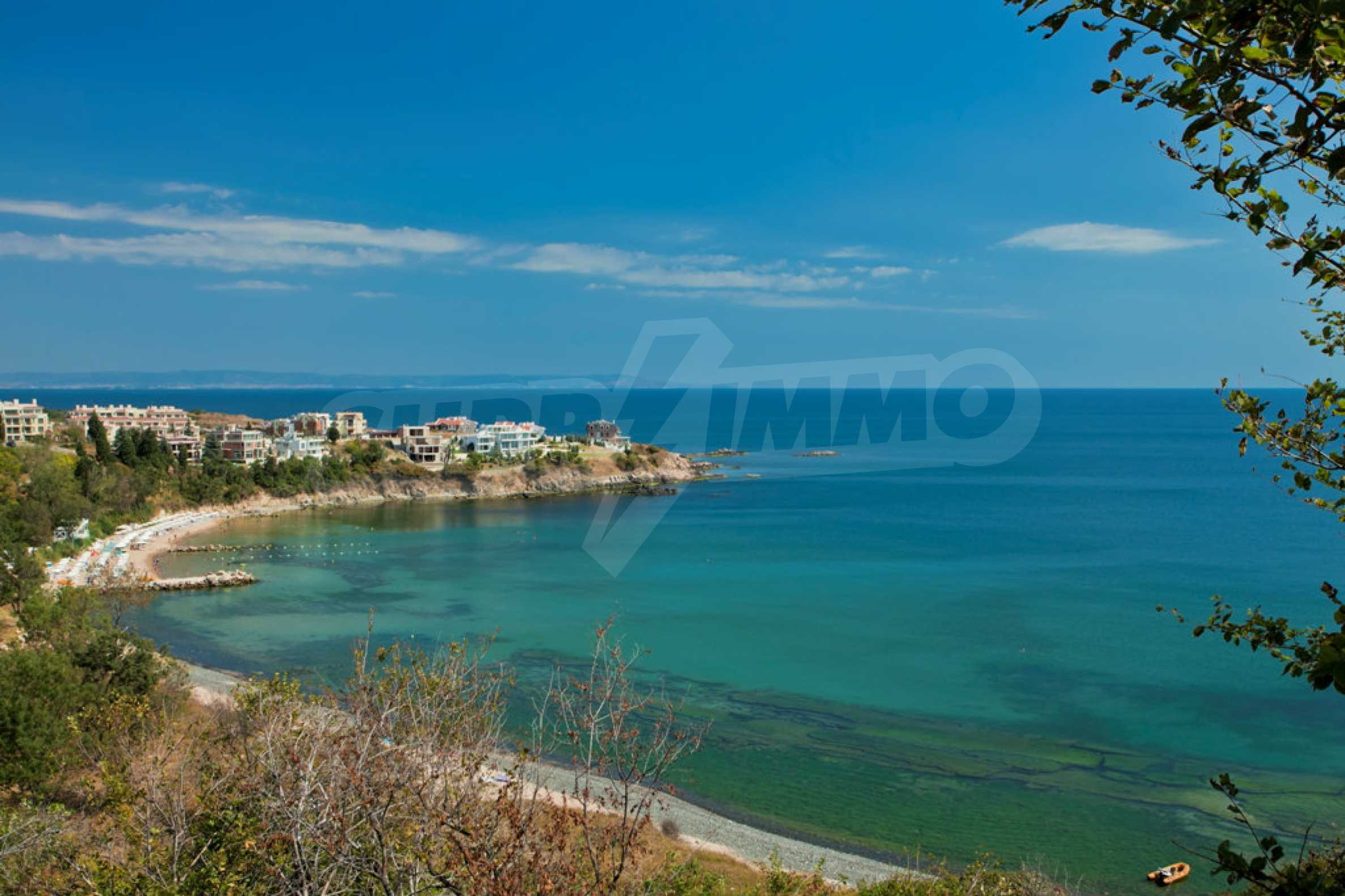 New apartment complex Atia resort in Chernomorets 41