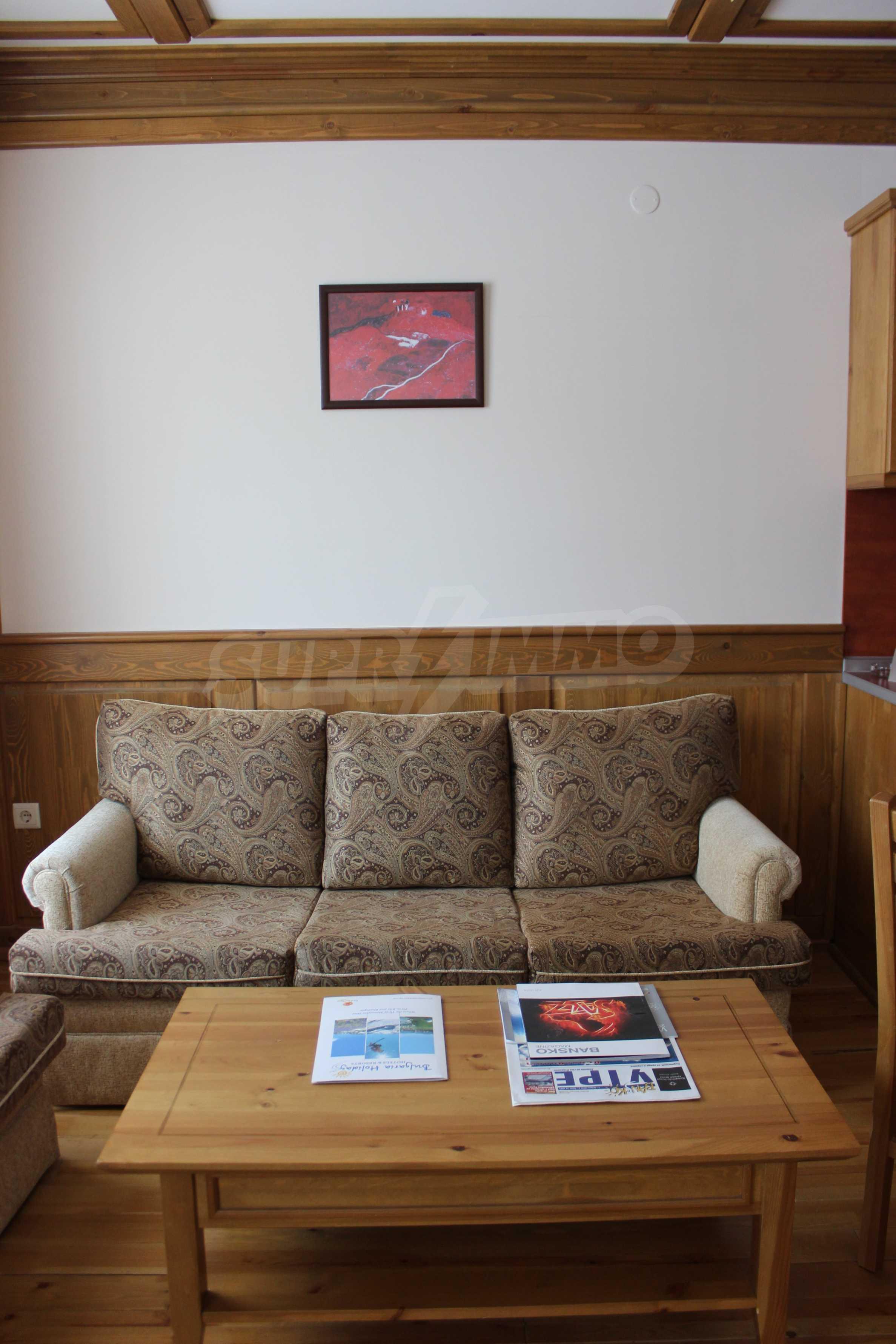 Уютно студио в голф комплекс, гр. Разлог 5
