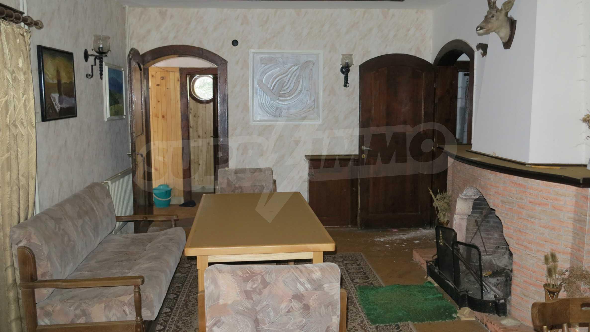 Großes Grundstück mit zweistöckiger Villa im Skigebiet Borovets 13