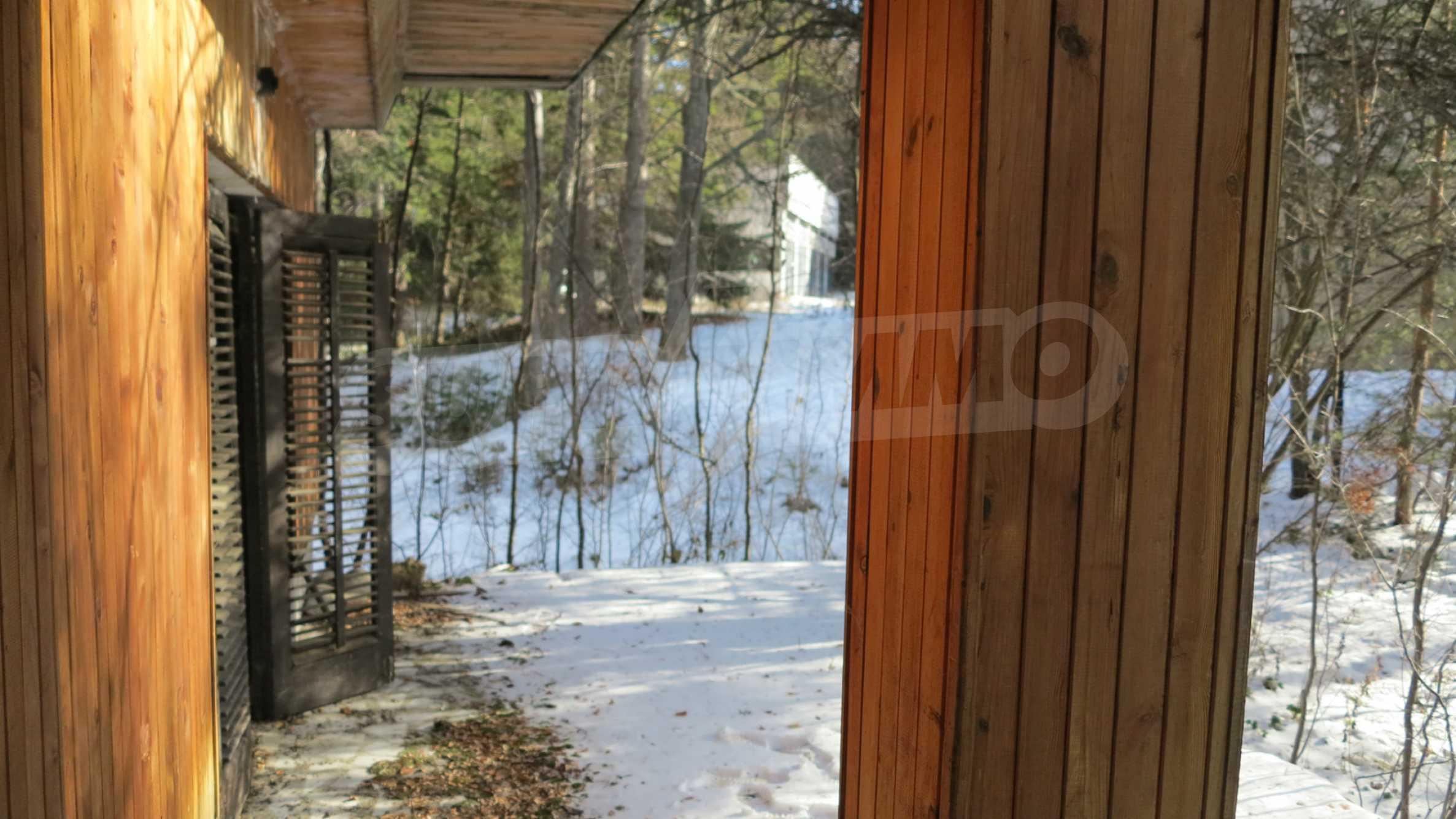 Großes Grundstück mit zweistöckiger Villa im Skigebiet Borovets 19