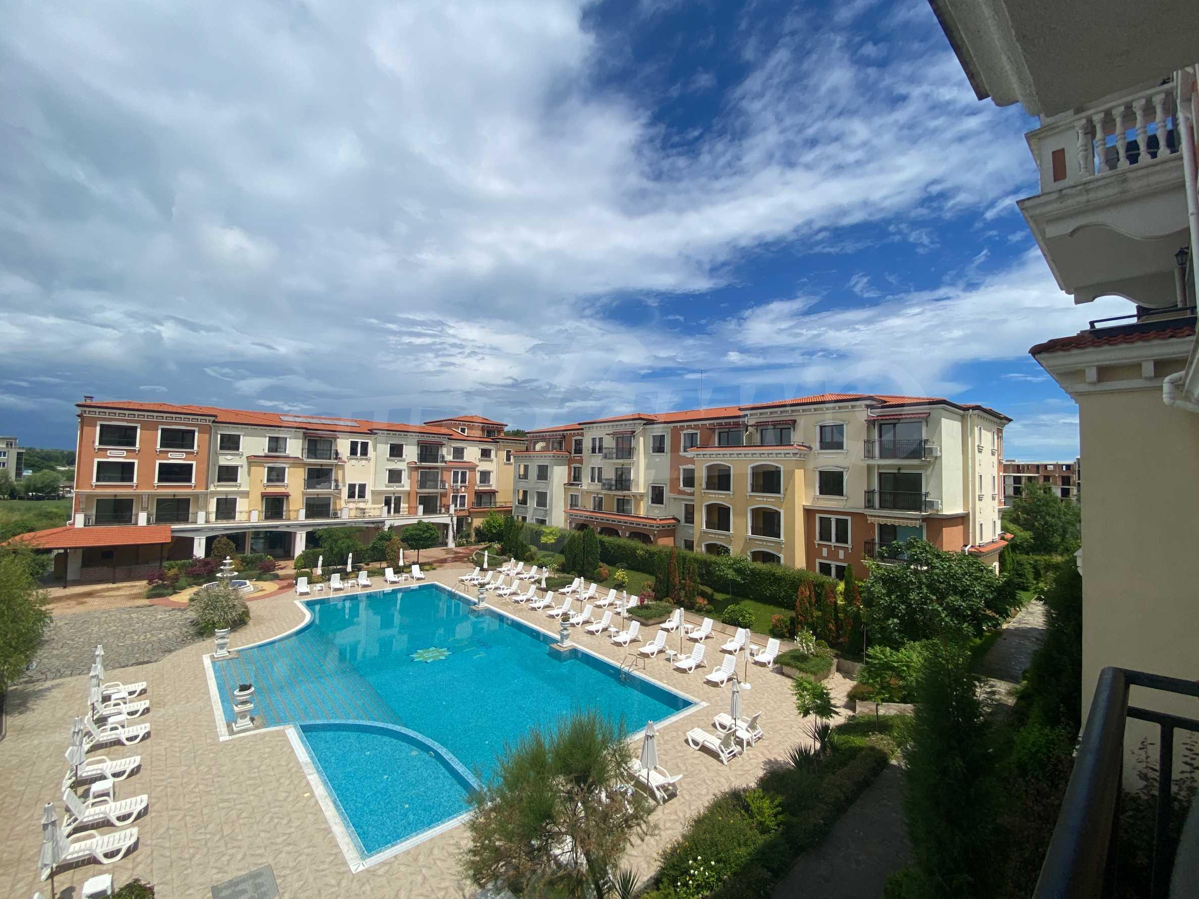 Lily Beach - splendid, built in Italian style complex near Kavatsi beach (Sozopol) 8