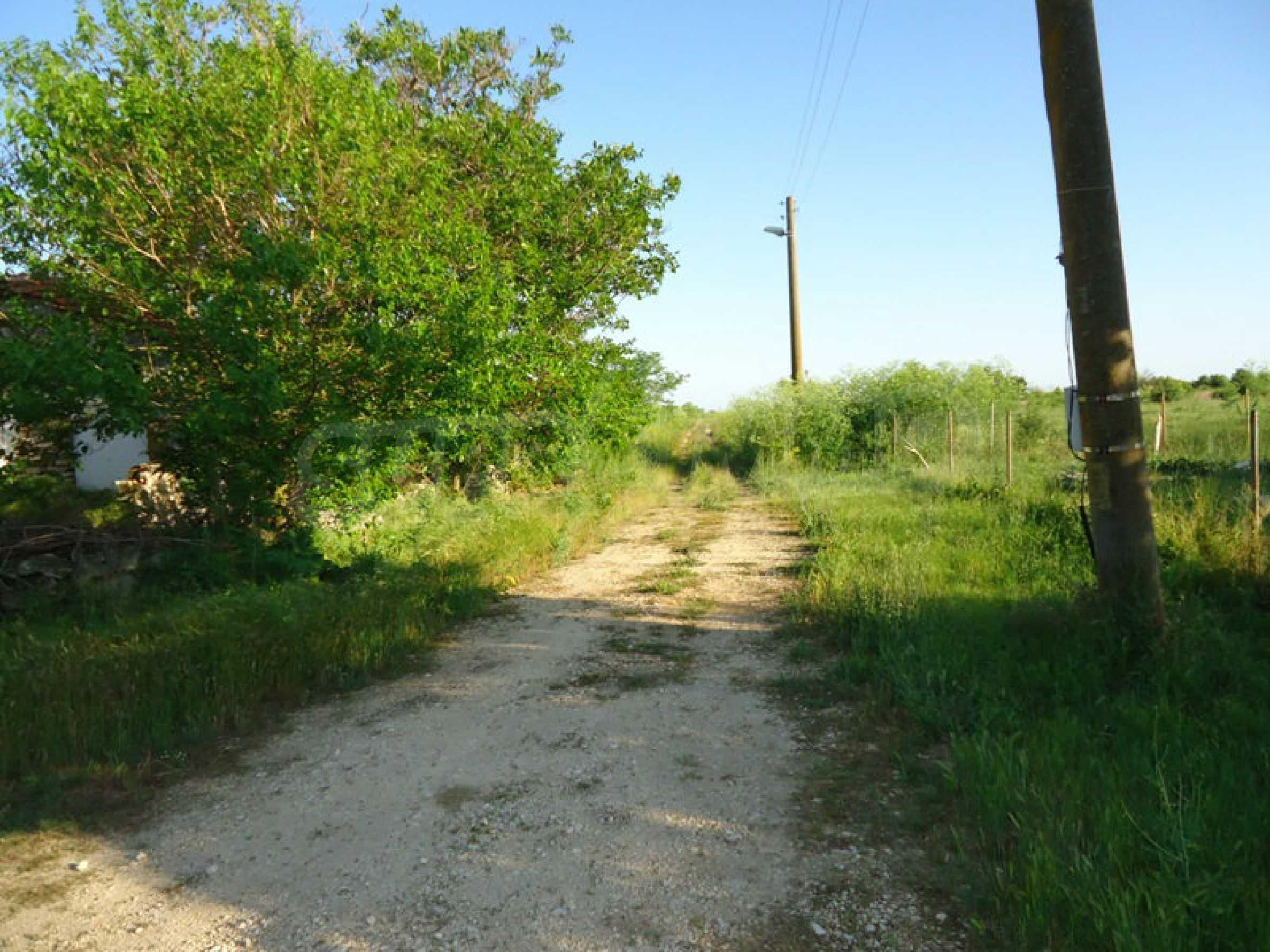 Geregeltes Land im Dorf Kamen Bryag 6