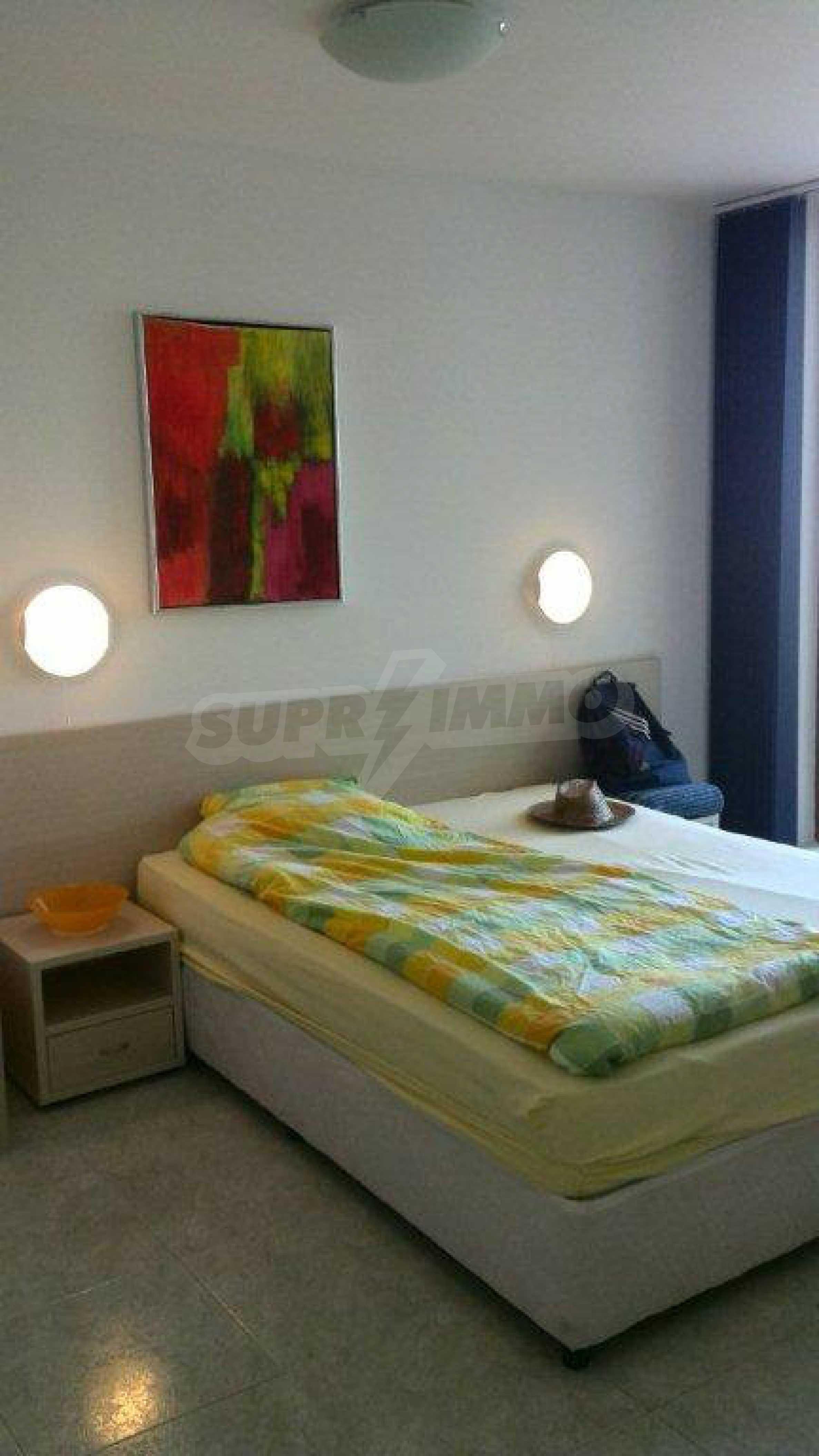 Luxus-Apartment mit zwei Schlafzimmern im Komplex Prestige City 2 in Primorsko 7