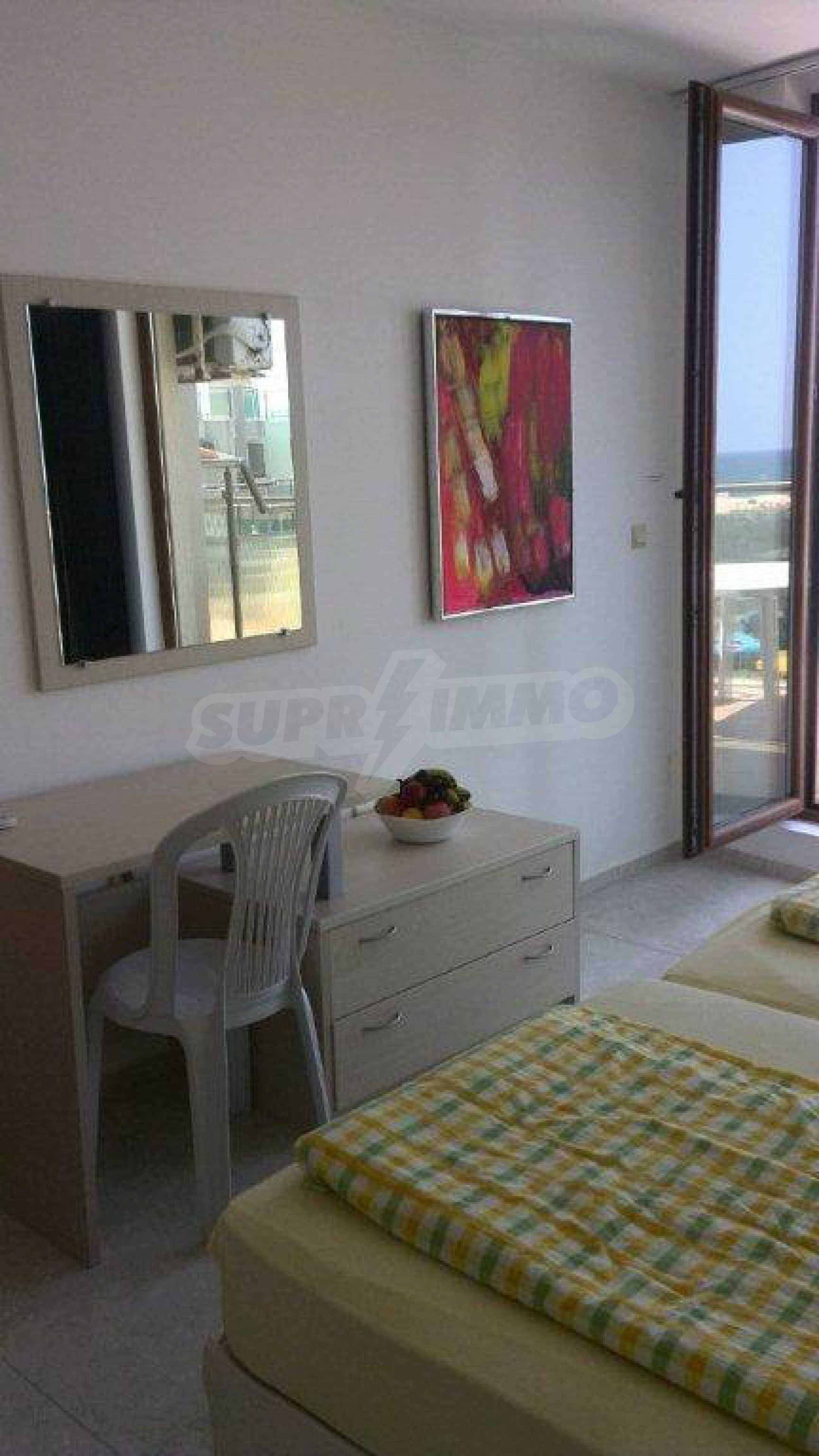 Luxus-Apartment mit zwei Schlafzimmern im Komplex Prestige City 2 in Primorsko 8