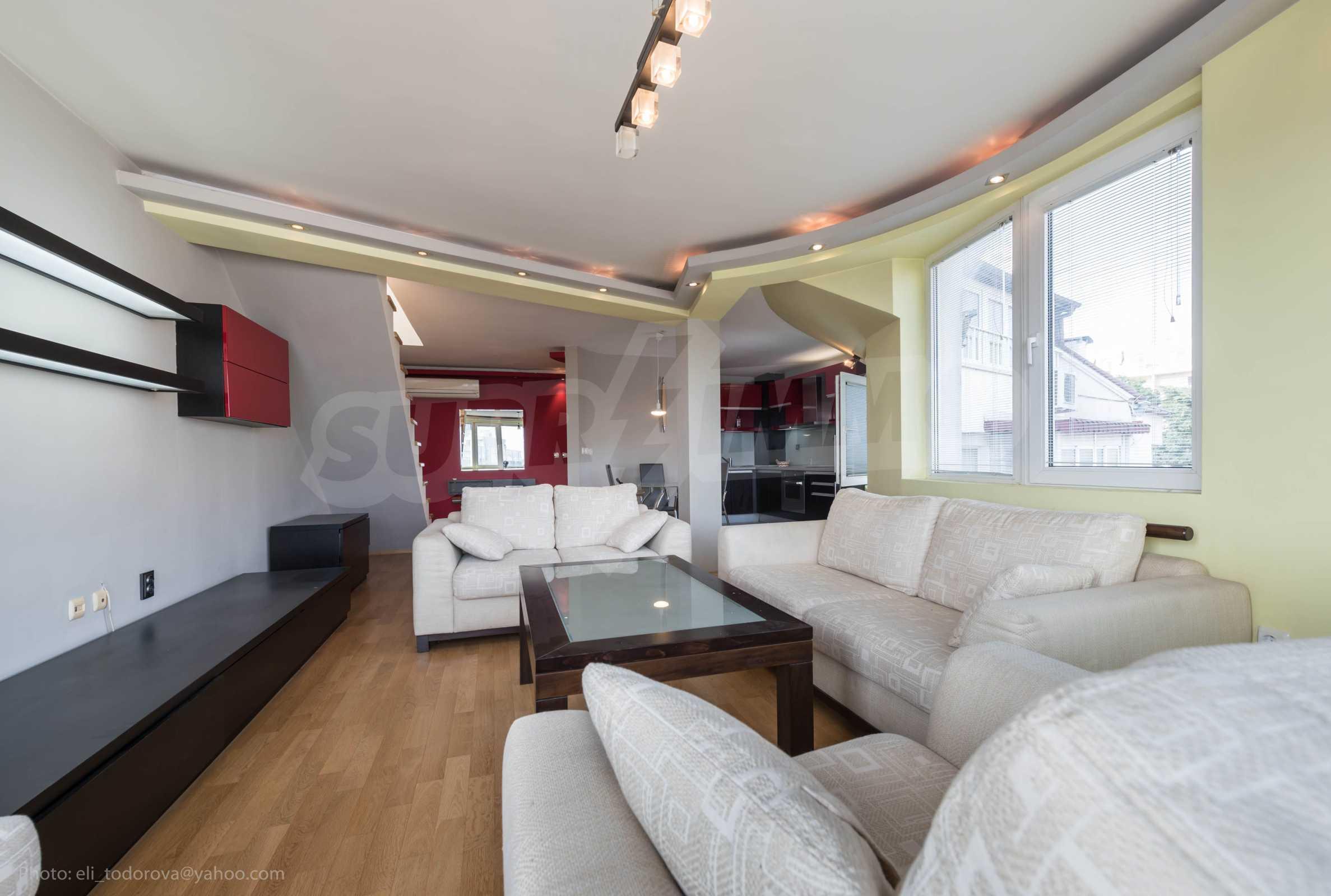 Квартира «Миша» - отличная трехкомнатная недвижимость в идеальном центре.