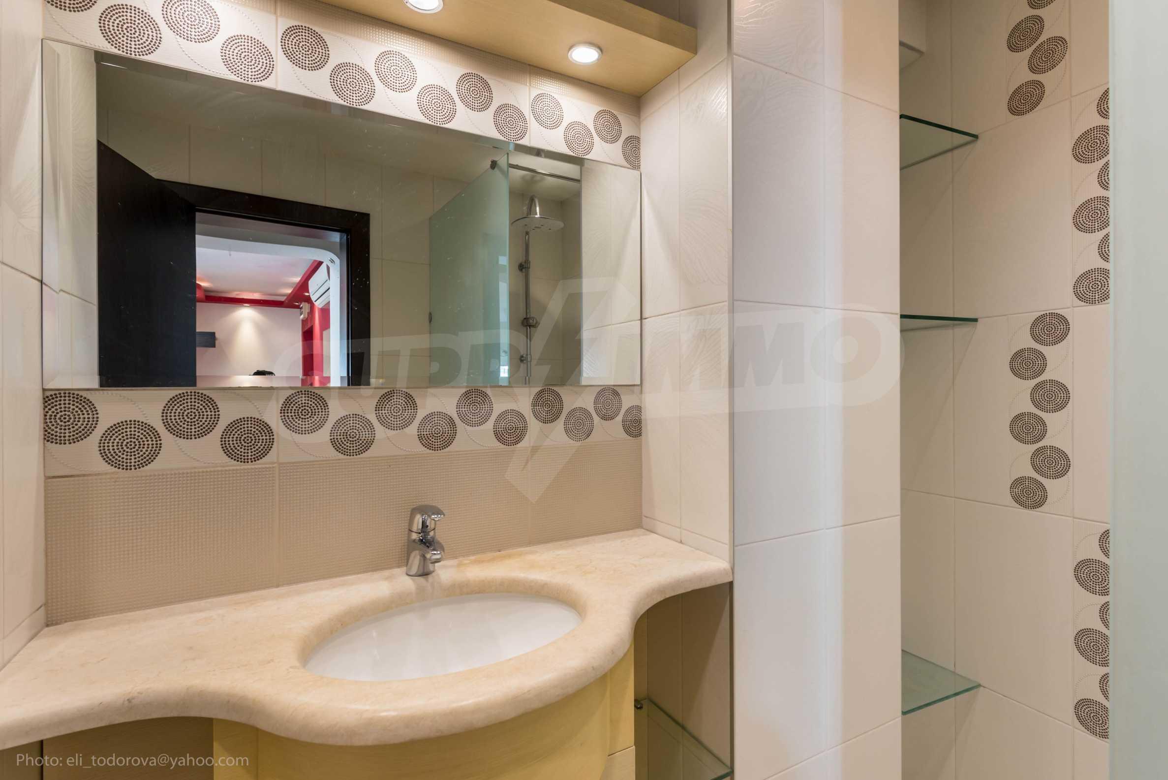 Квартира «Миша» - отличная трехкомнатная недвижимость в идеальном центре. 15
