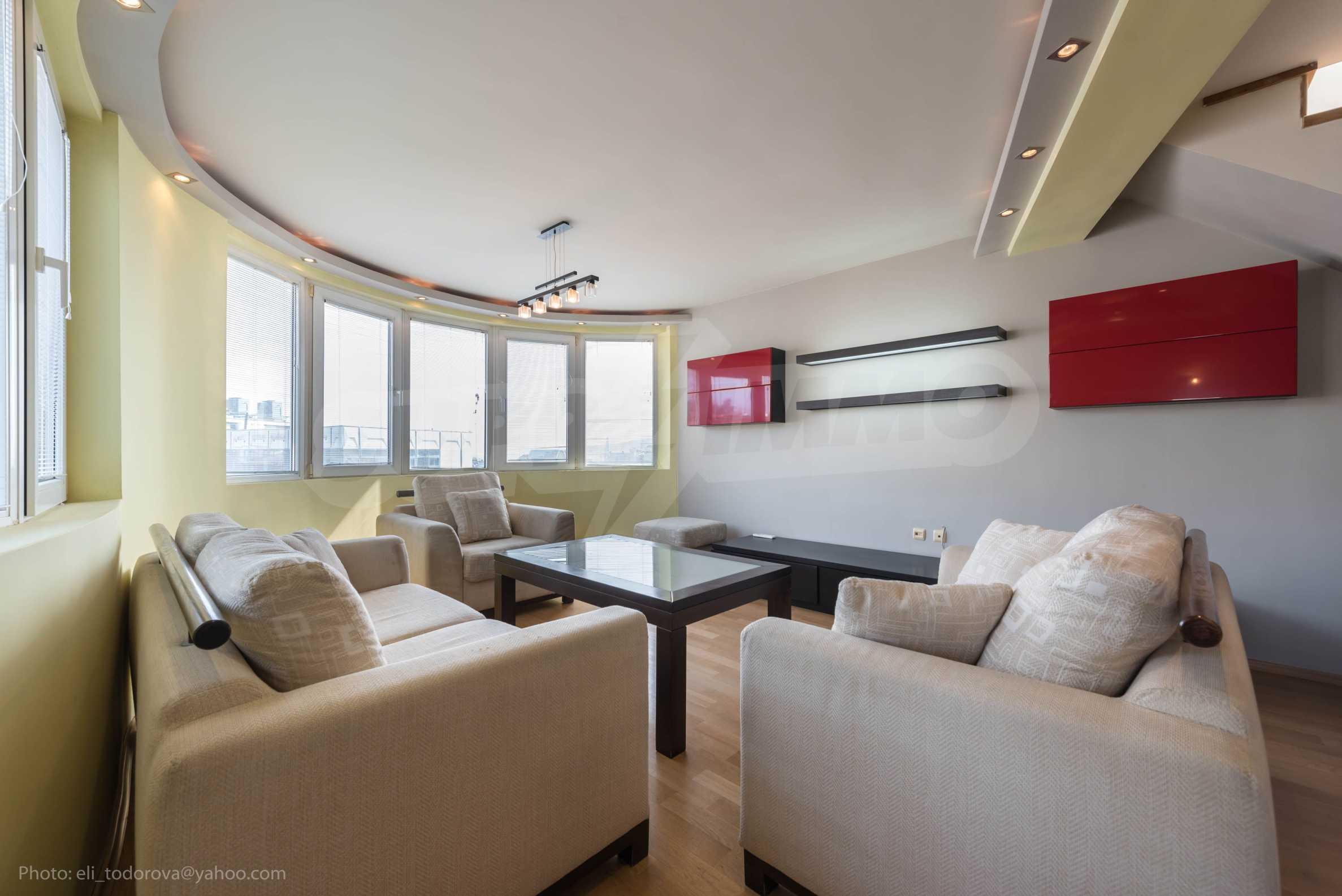 Квартира «Миша» - отличная трехкомнатная недвижимость в идеальном центре. 1